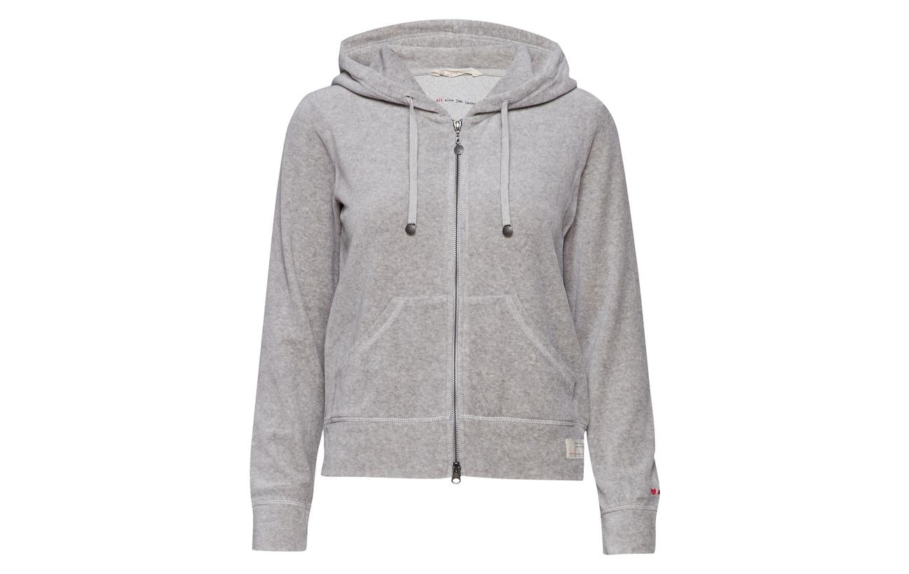 Jacket Coton Grey Melange Polyamide Light Odd 80 20 Jam Molly Slow OwFqXxt81