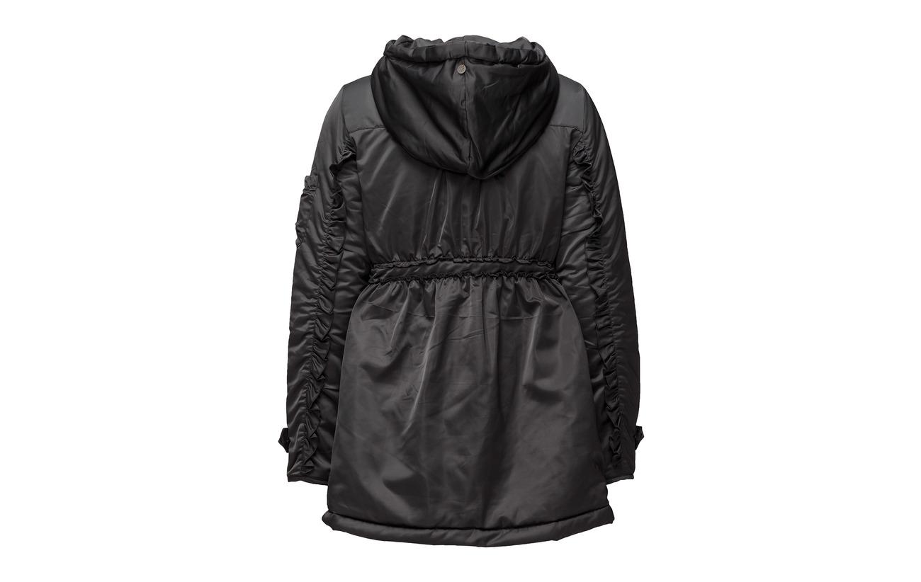 Jacket Rose Chills Odd Molly 100 amp; Smoke Shivers Polyester Ivw6Awq