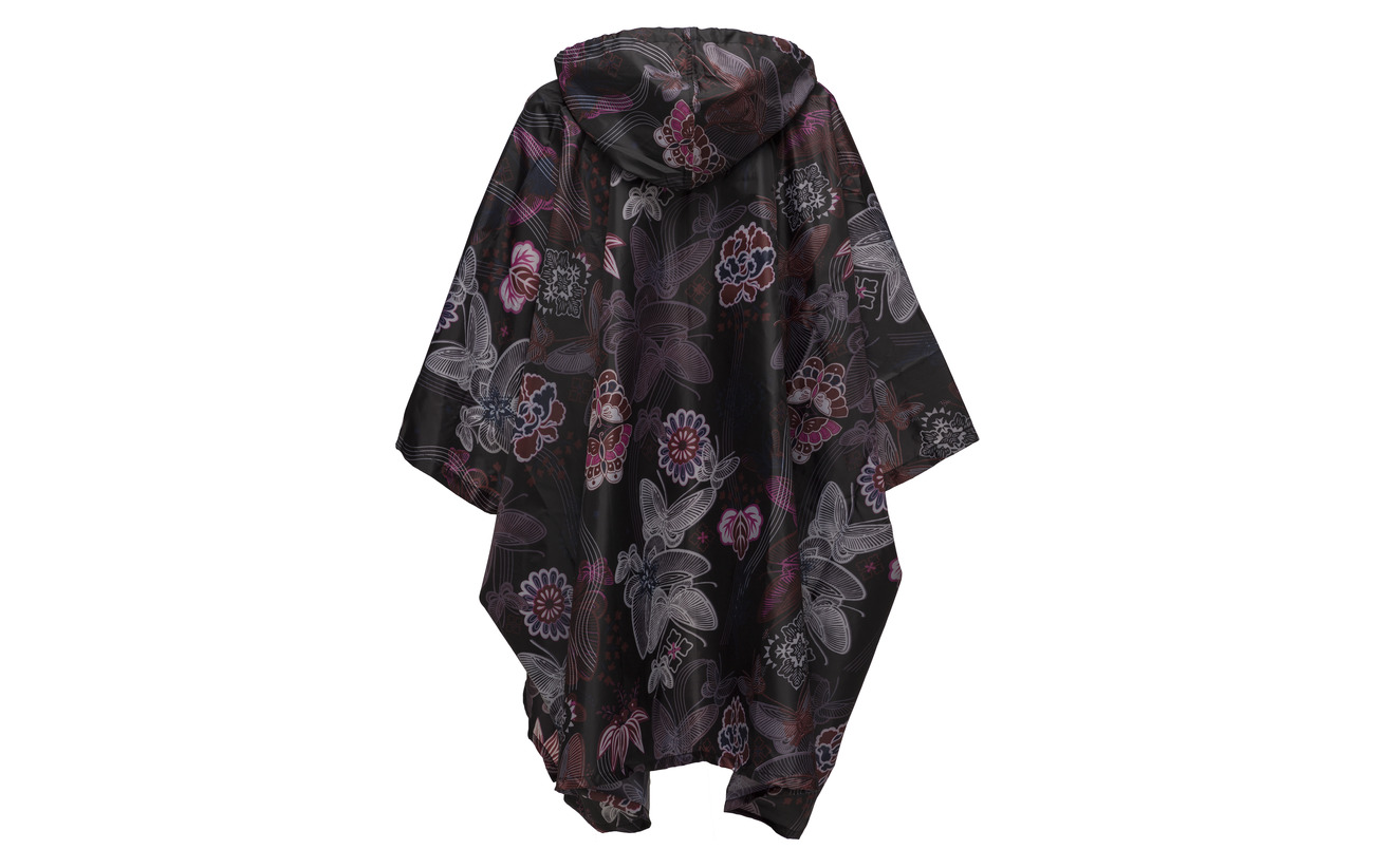 100 Polyester Rainponcho Odd Multi Molly Printed Monsoon qYqXpgF