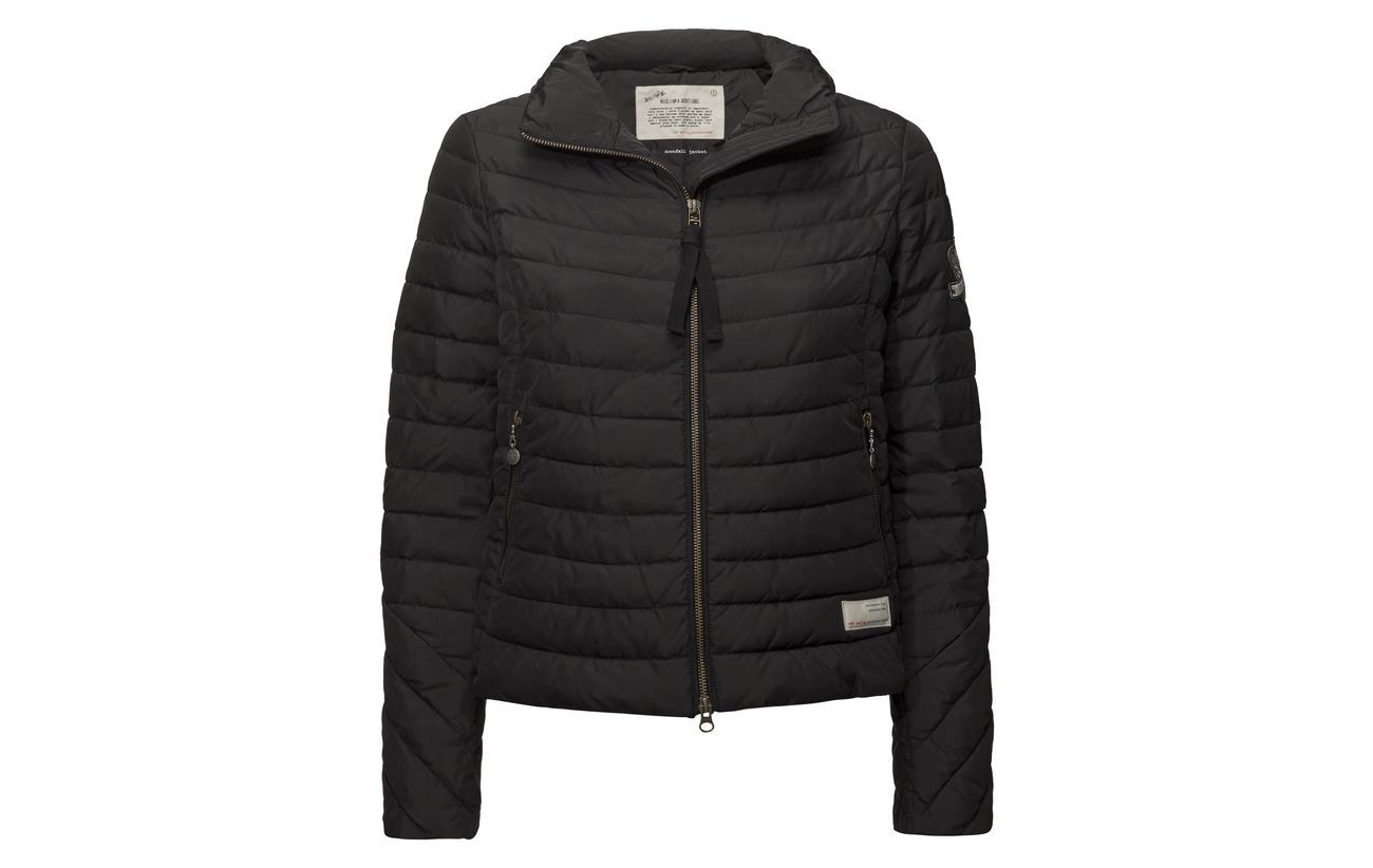 Almost Jacket Downfall Molly Odd 100 Recycledpolyester Black qw8PnZ