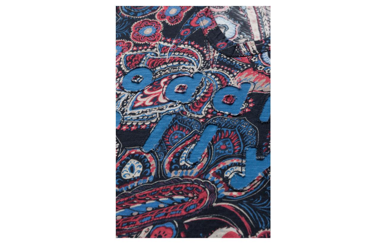 Top 100 Coton Molly Everyday Deep Odd Blue Zxq7EUWa