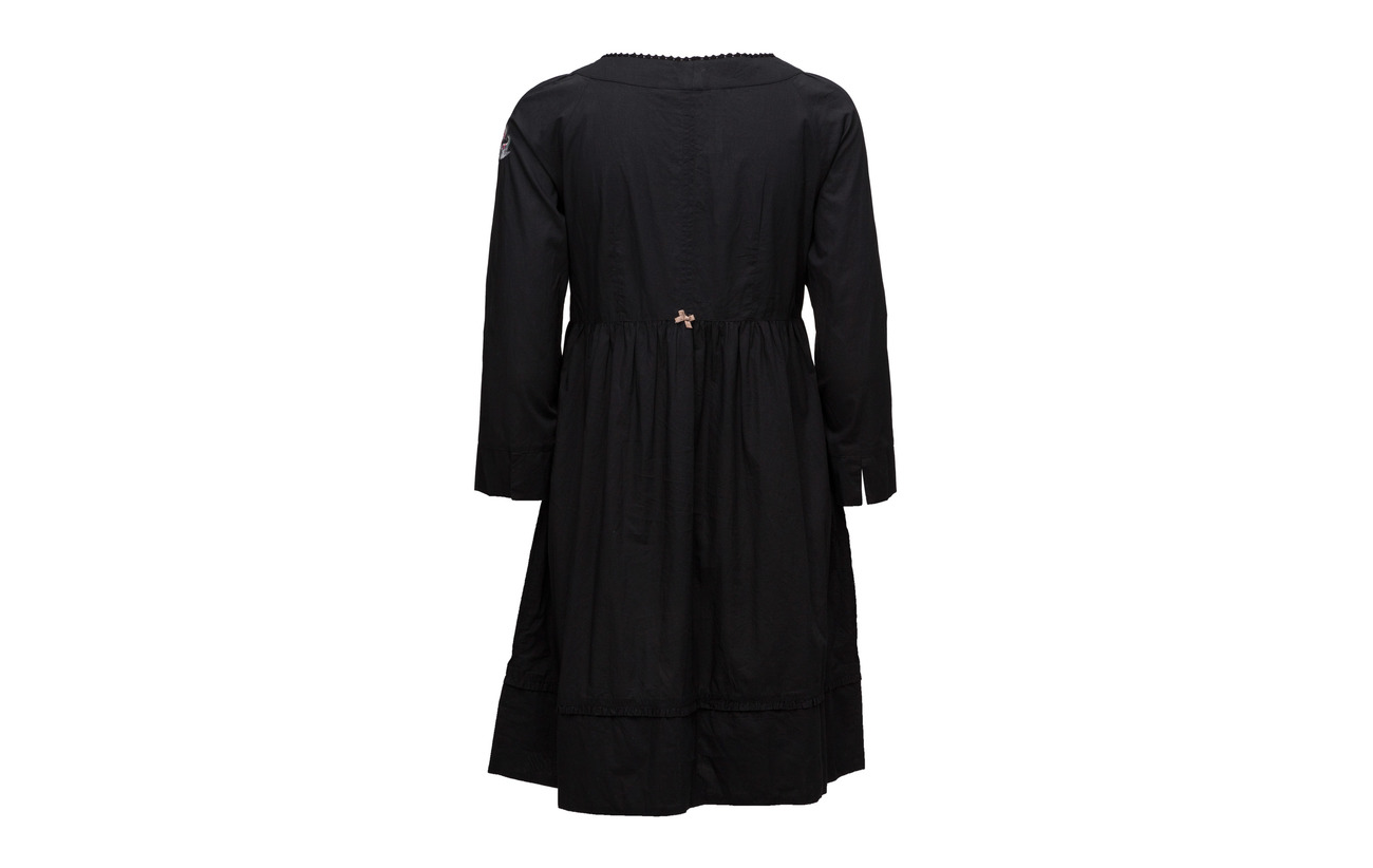 Molly Coton Dress Medley 100 Odd Almost Black 76qwRd0