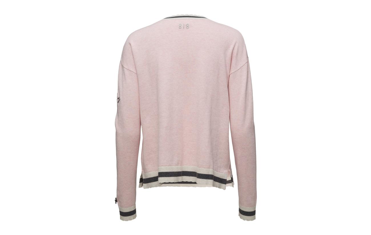 Sweater Rose Odd Molly Hoower Coton Soft 100 rIOEOwq