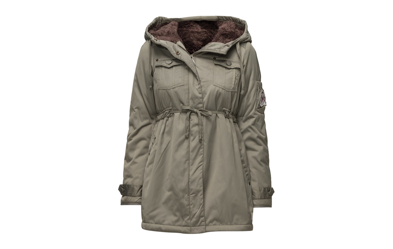 100 Parky Molly Polyester Parka Faded Odd Cargo XgwqwH