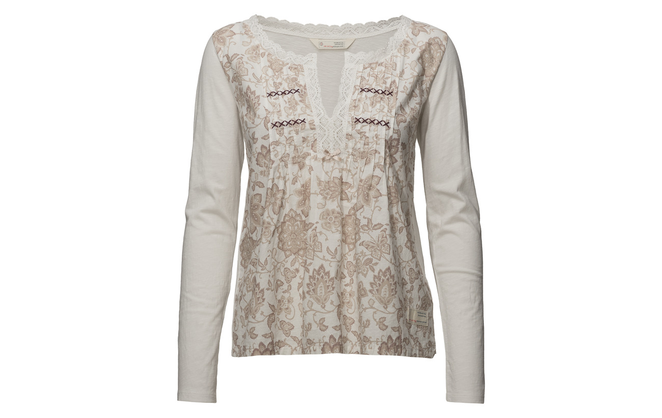 Molly Coton Light Garden Odd Lacey 100 Chalk Top Bzqq81wd