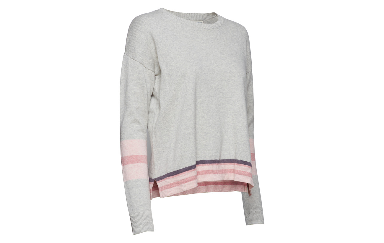 Melange Odd Grey Light Sweater Hoower Coton Molly 100 xqFXpq6r