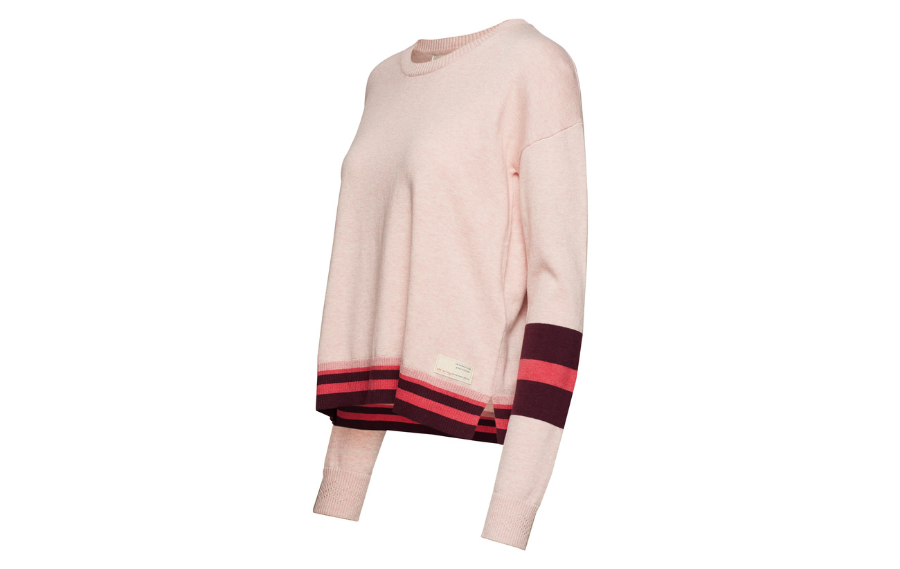 Rose Molly Soft Sweater Odd Hoower Coton 100 w7x0Fvqn