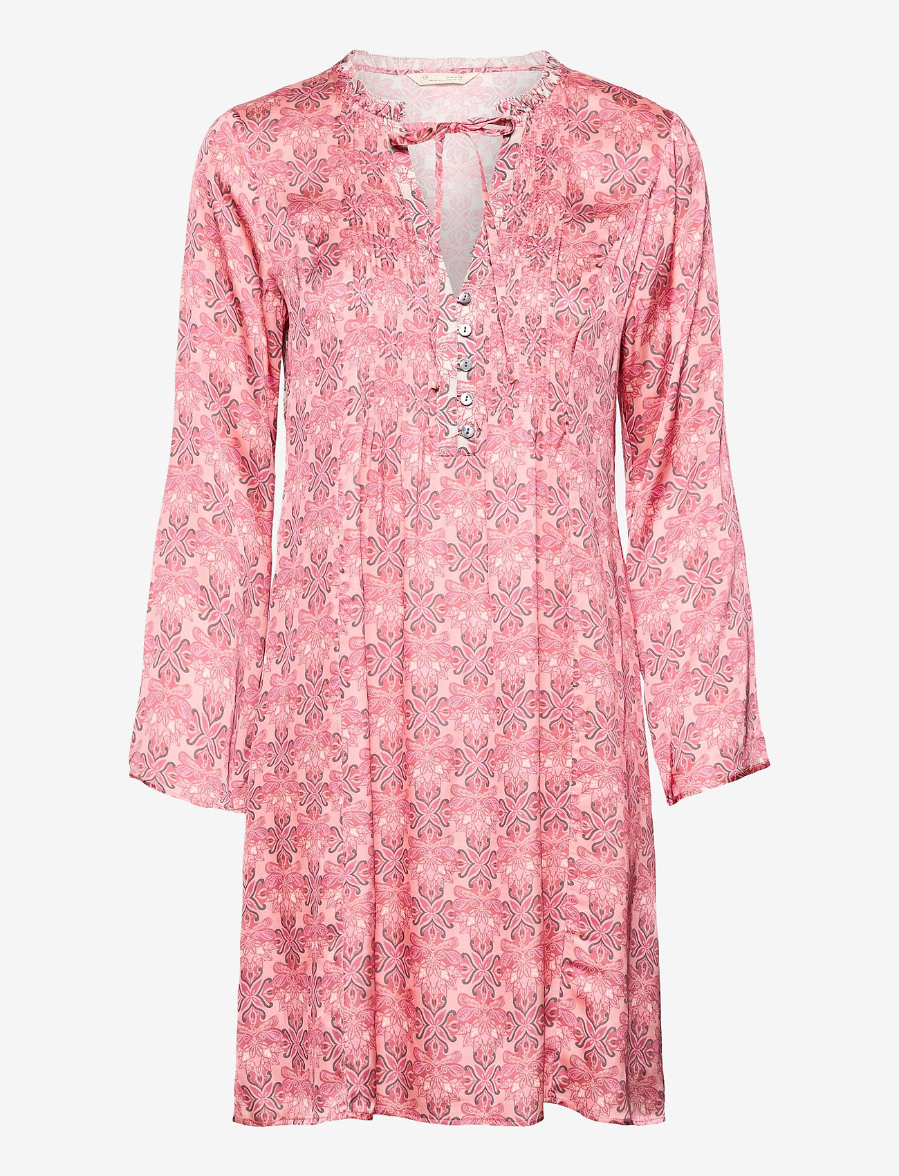ODD MOLLY - Harper Dress - hverdagskjoler - blush pink - 1