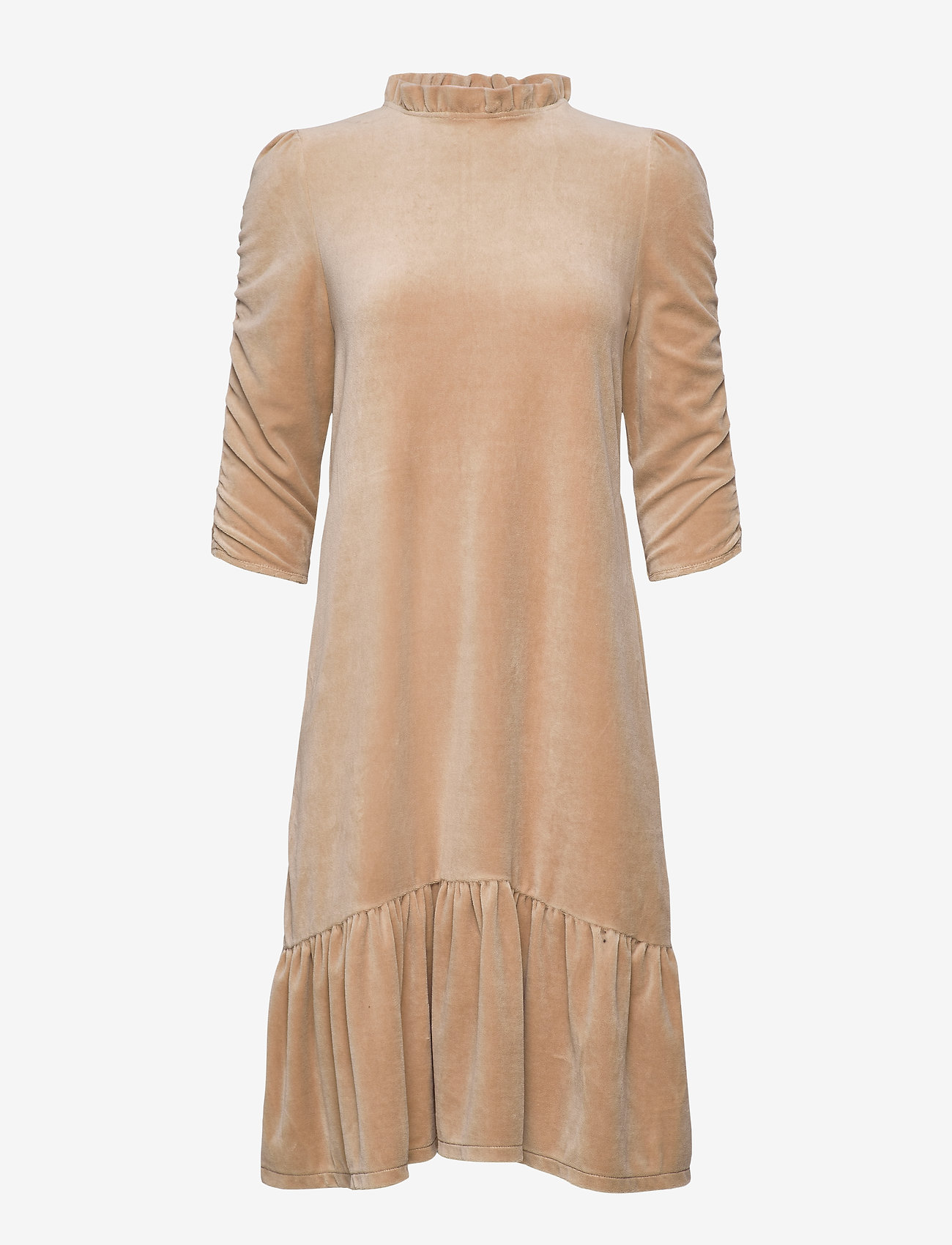 ODD MOLLY - Marion Dress - hverdagskjoler - soft taupe - 1