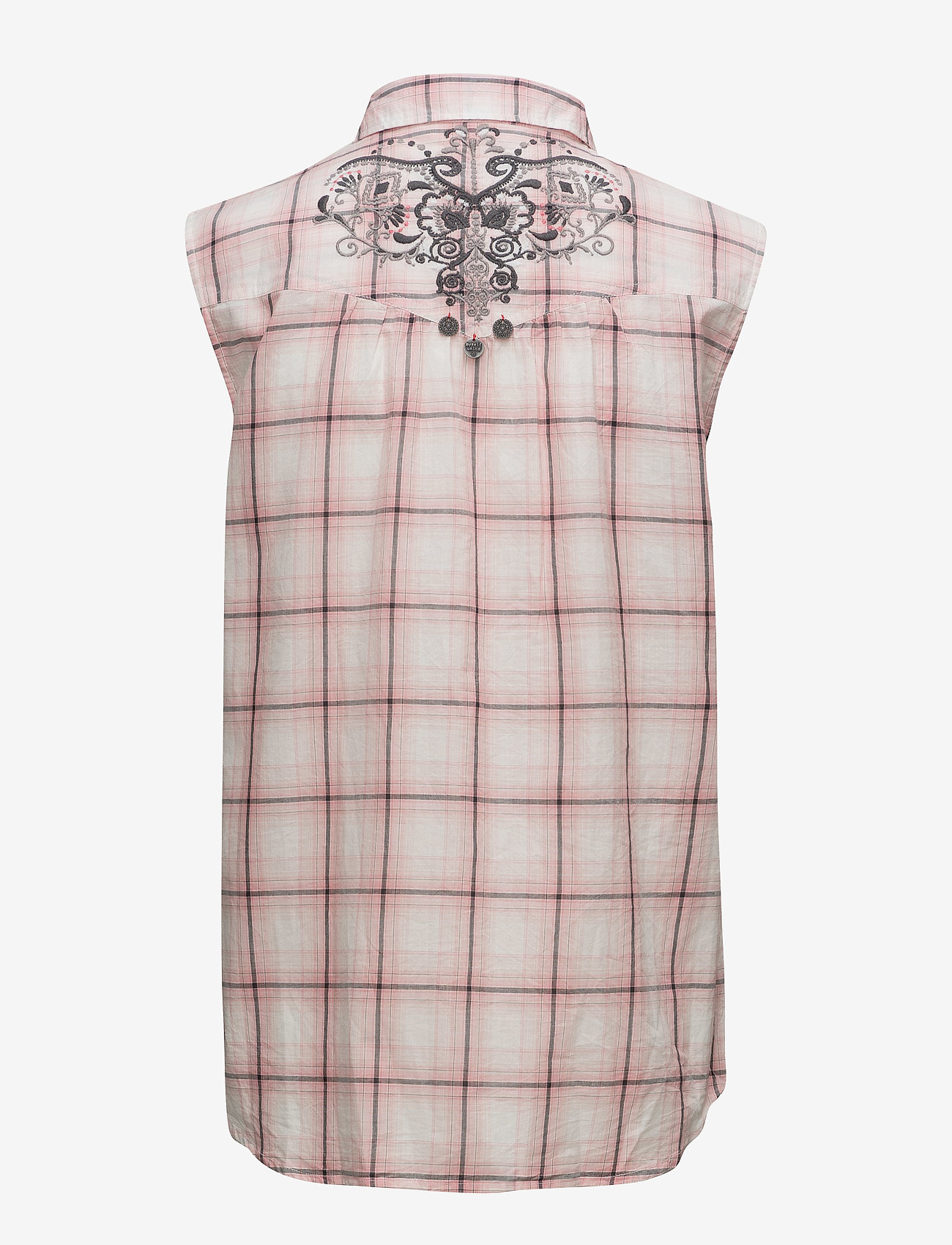 ODD MOLLY howdy sleeveless shirt - Blouses & Overhemden DESERT ROSE