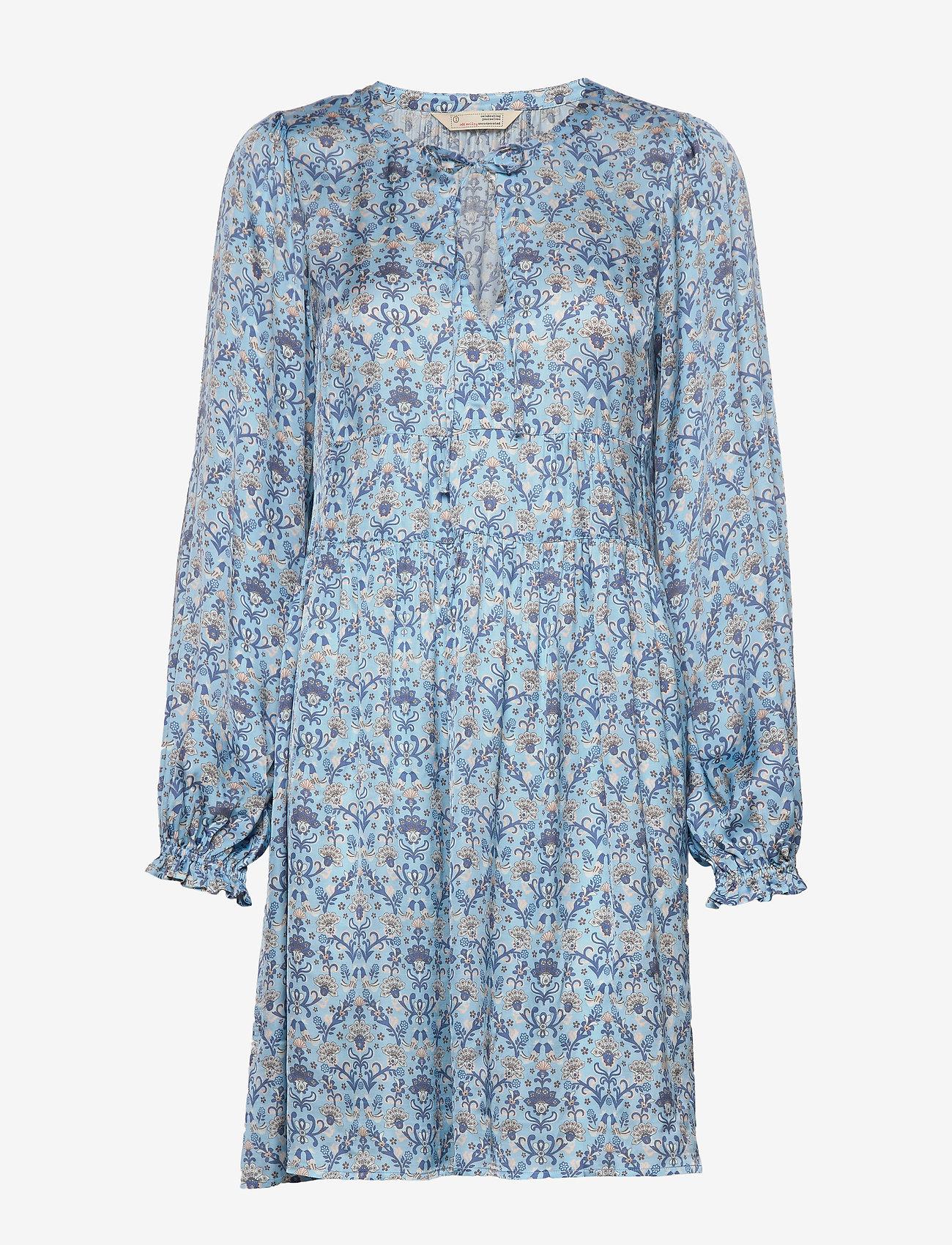 ODD MOLLY - Sensational Short Dress - korte kjoler - spring blue - 0
