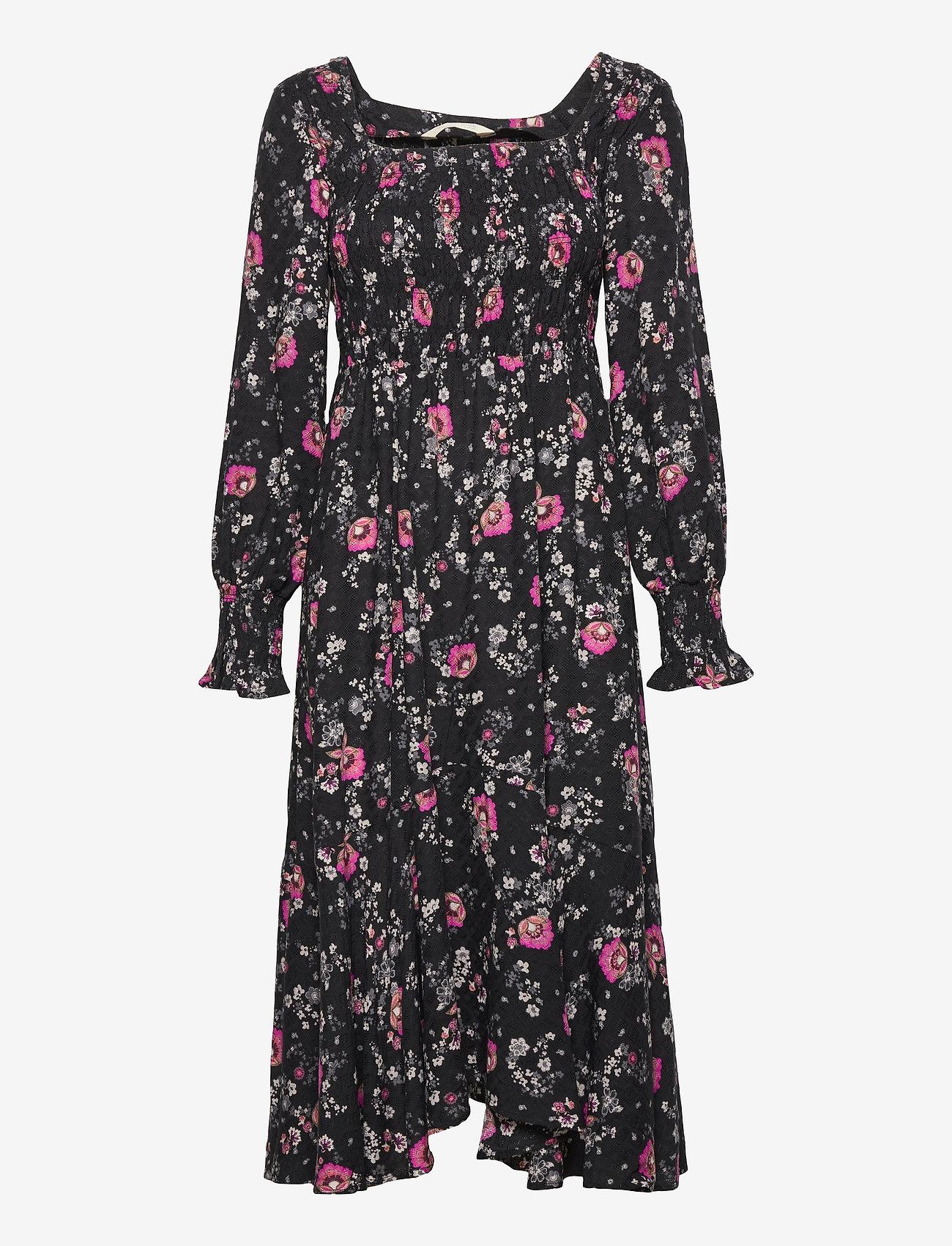 ODD MOLLY - Lisa Dress - hverdagskjoler - pink multi - 1