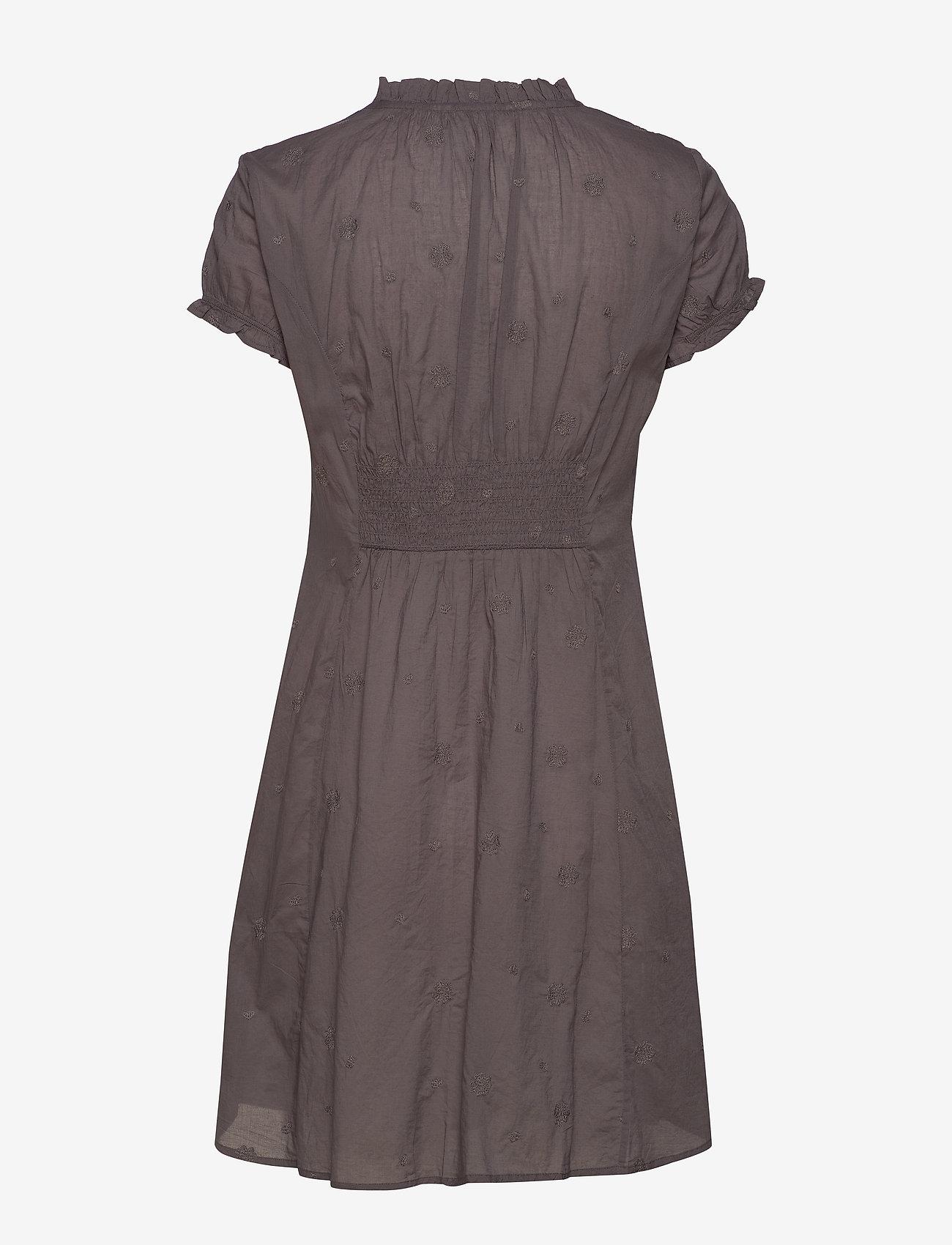 ODD MOLLY - On Point Dress - hverdagskjoler - grey - 1