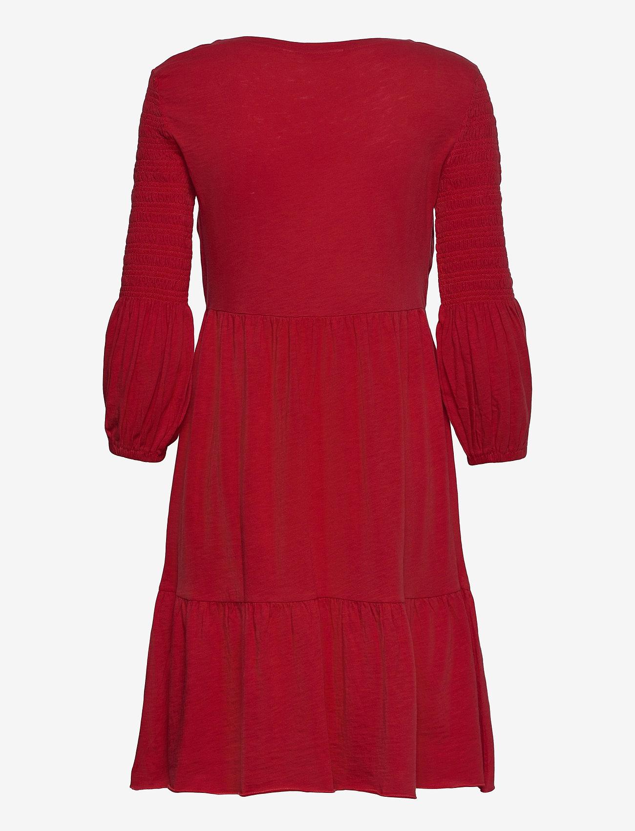 ODD MOLLY - Gloria Dress - sommerkjoler - cherry red - 2