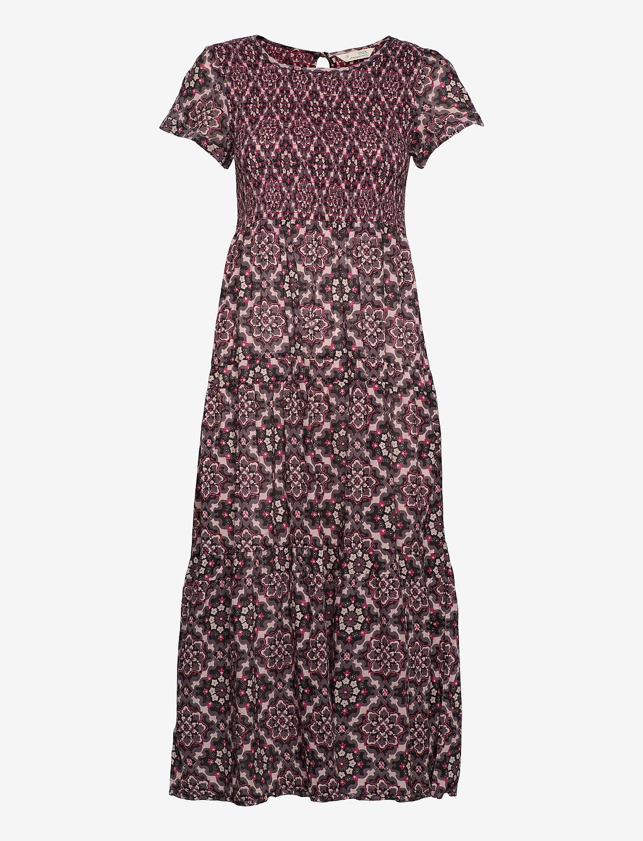 ODD MOLLY - Myrtle Dress - sommerkjoler - asphalt - 1