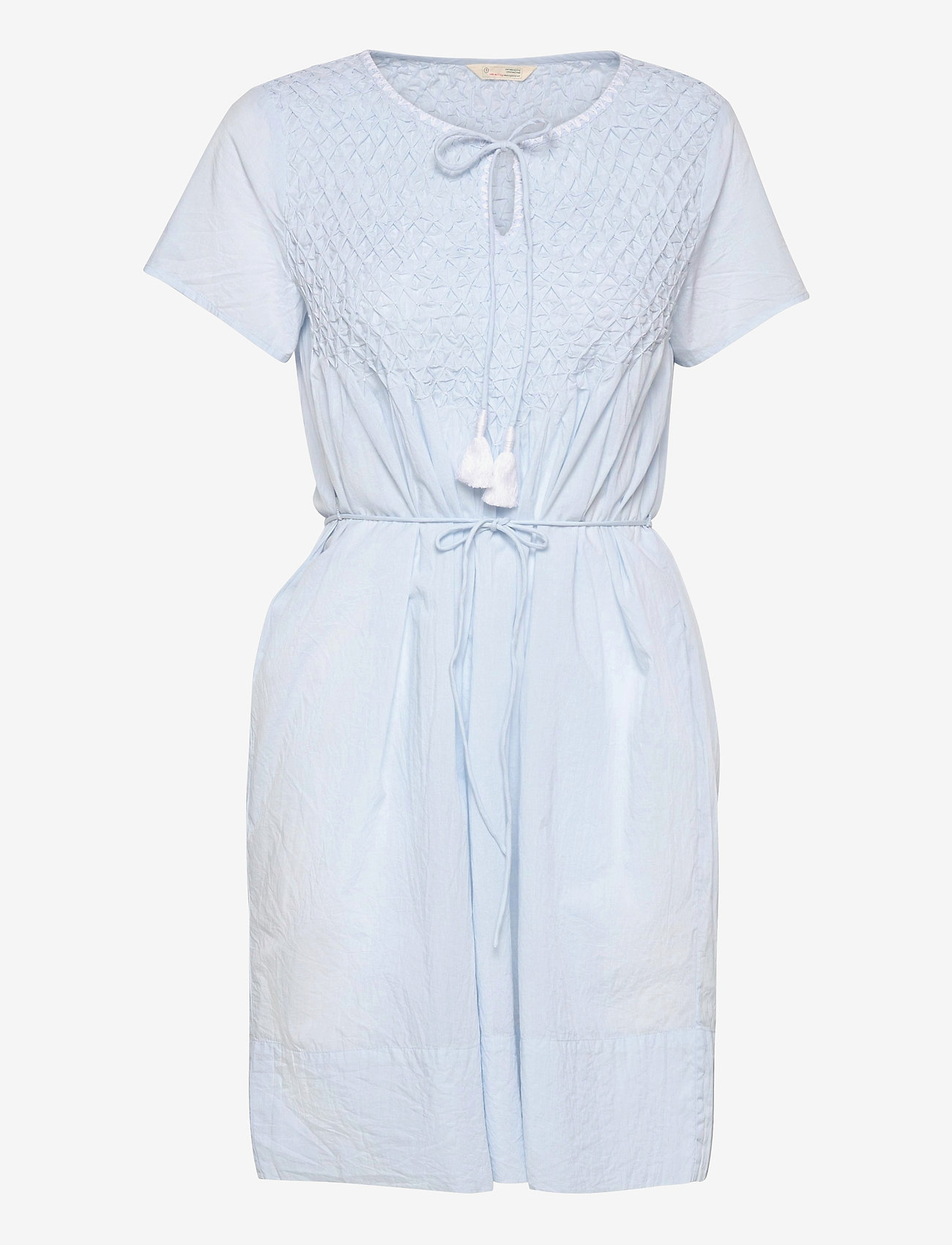 ODD MOLLY - Darya Dress - sommerkjoler - blue dew - 1