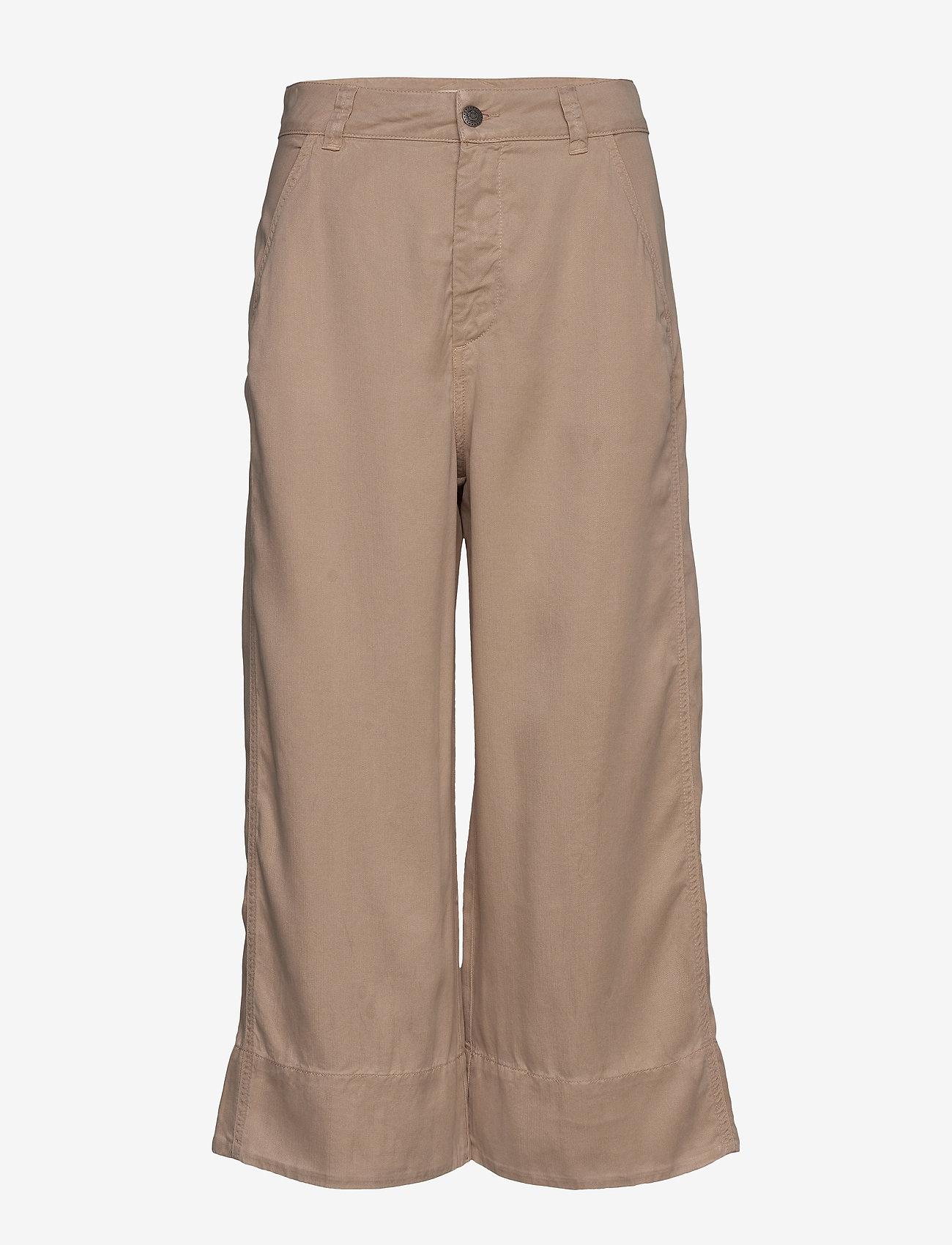ODD MOLLY - Day Dreamer Pants - pantalons larges - sandstorm - 0