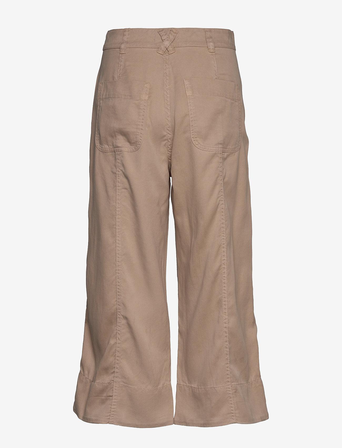 ODD MOLLY - Day Dreamer Pants - bukser med brede ben - sandstorm - 1
