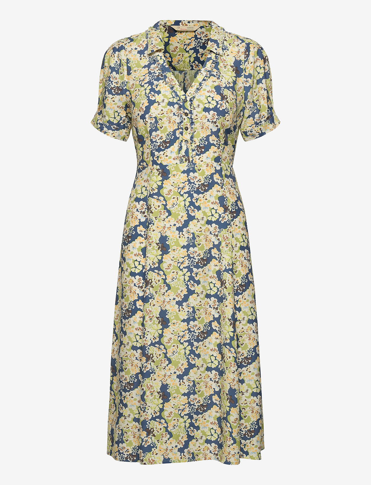 Sorrento Dress (Night Sky Blue) - ODD MOLLY gFkGHI