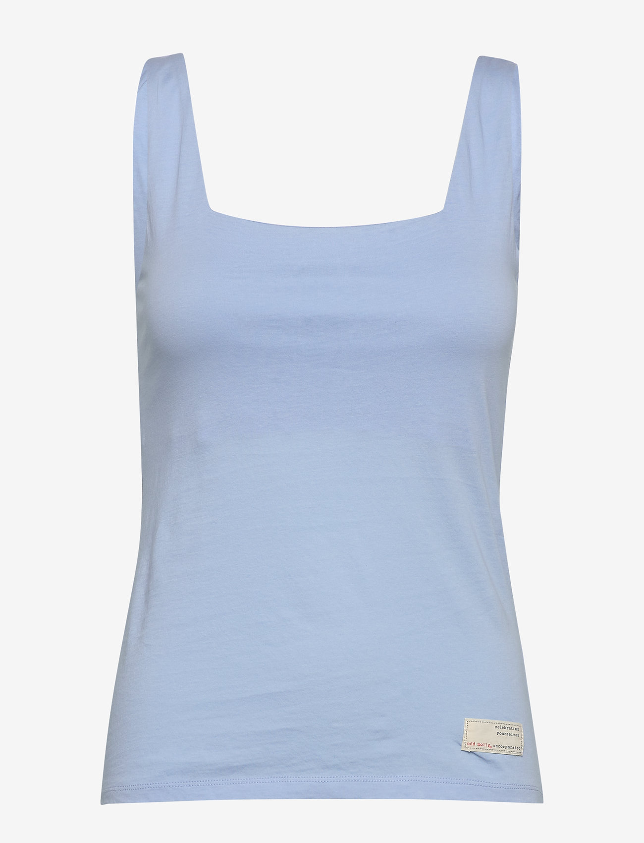 ODD MOLLY - Odd Appealing Tank Top - hauts sans manches - pearl blue - 1