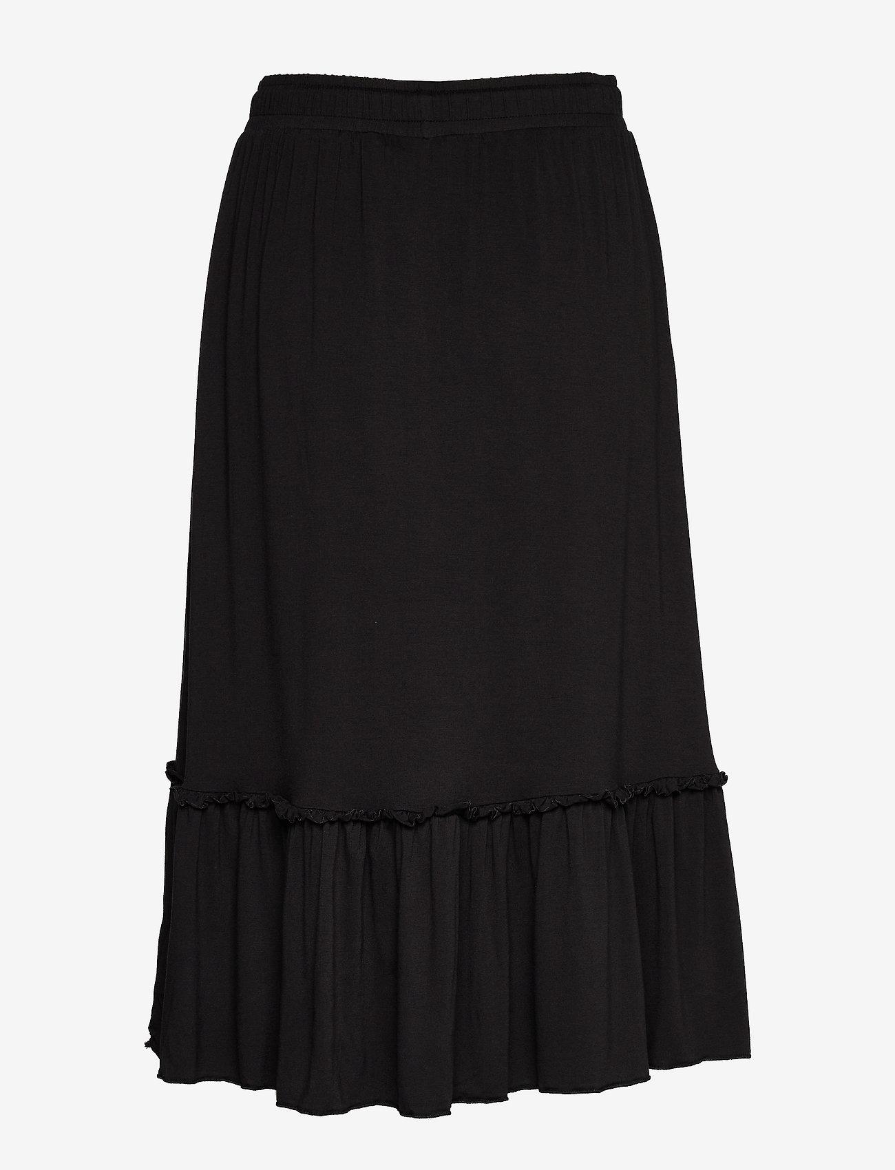 ODD MOLLY - My Beloved Skirt - træningsnederdele - almost black - 1