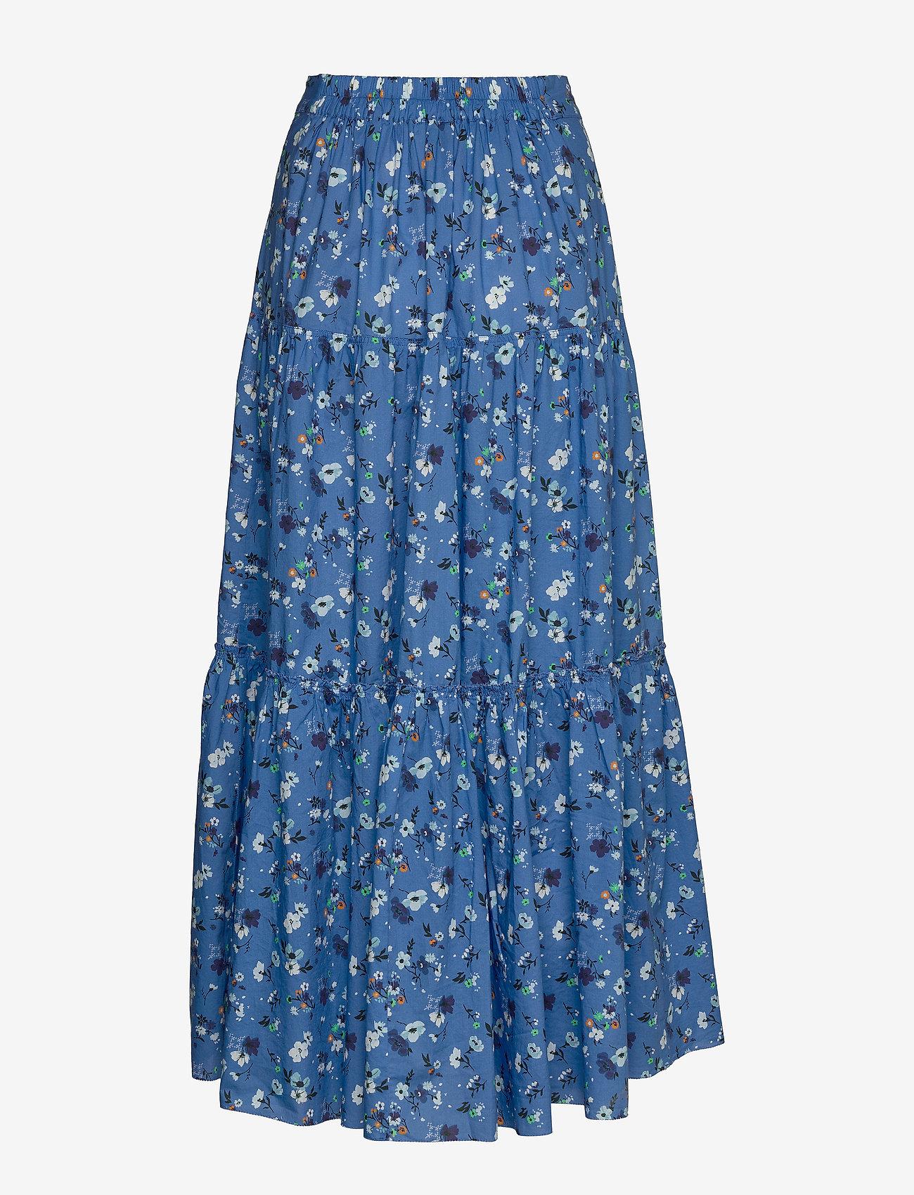 ODD MOLLY - Emily Skirt - maxi nederdele - soft blue - 1