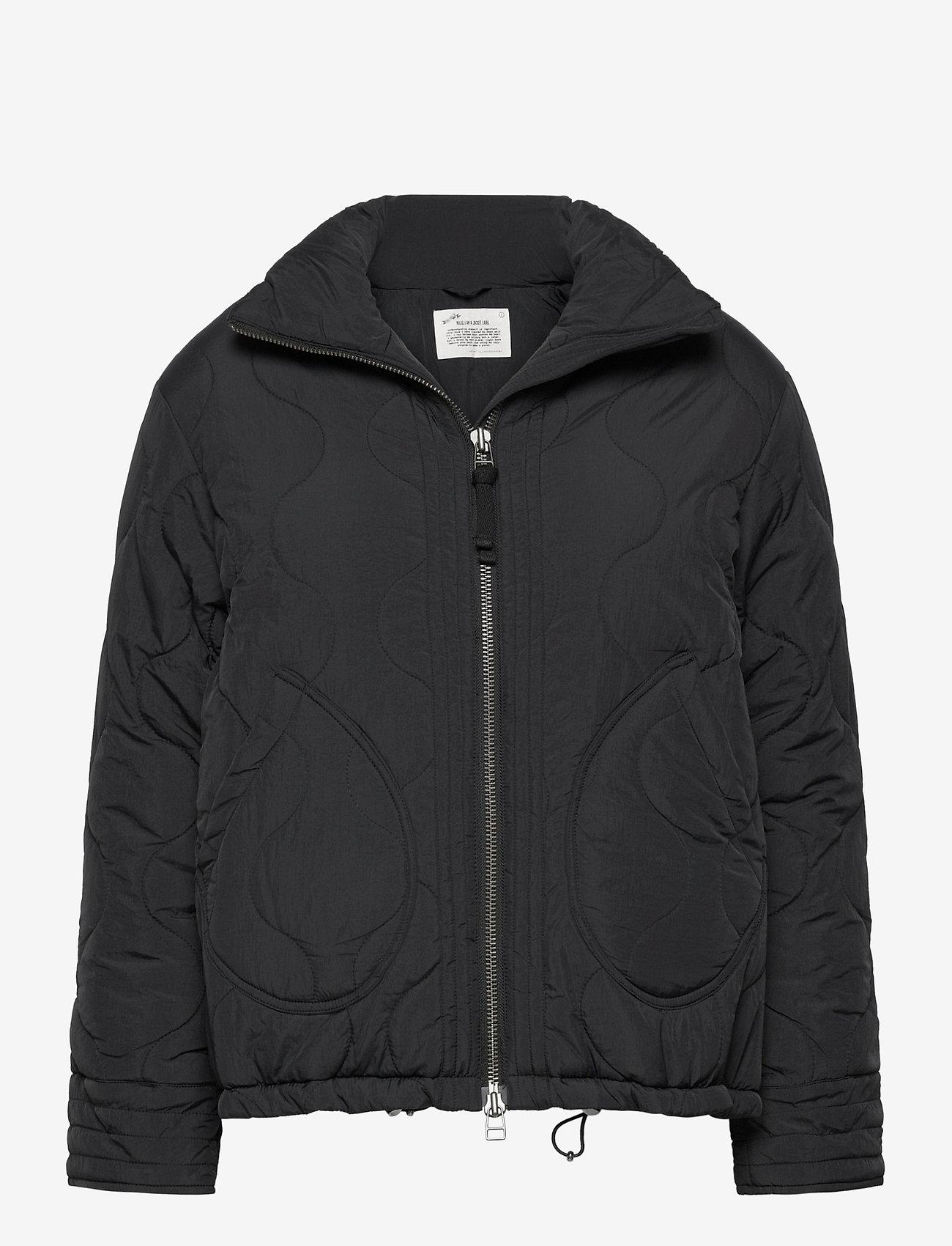 ODD MOLLY - Harmony Jacket - doudounes - almost black - 1