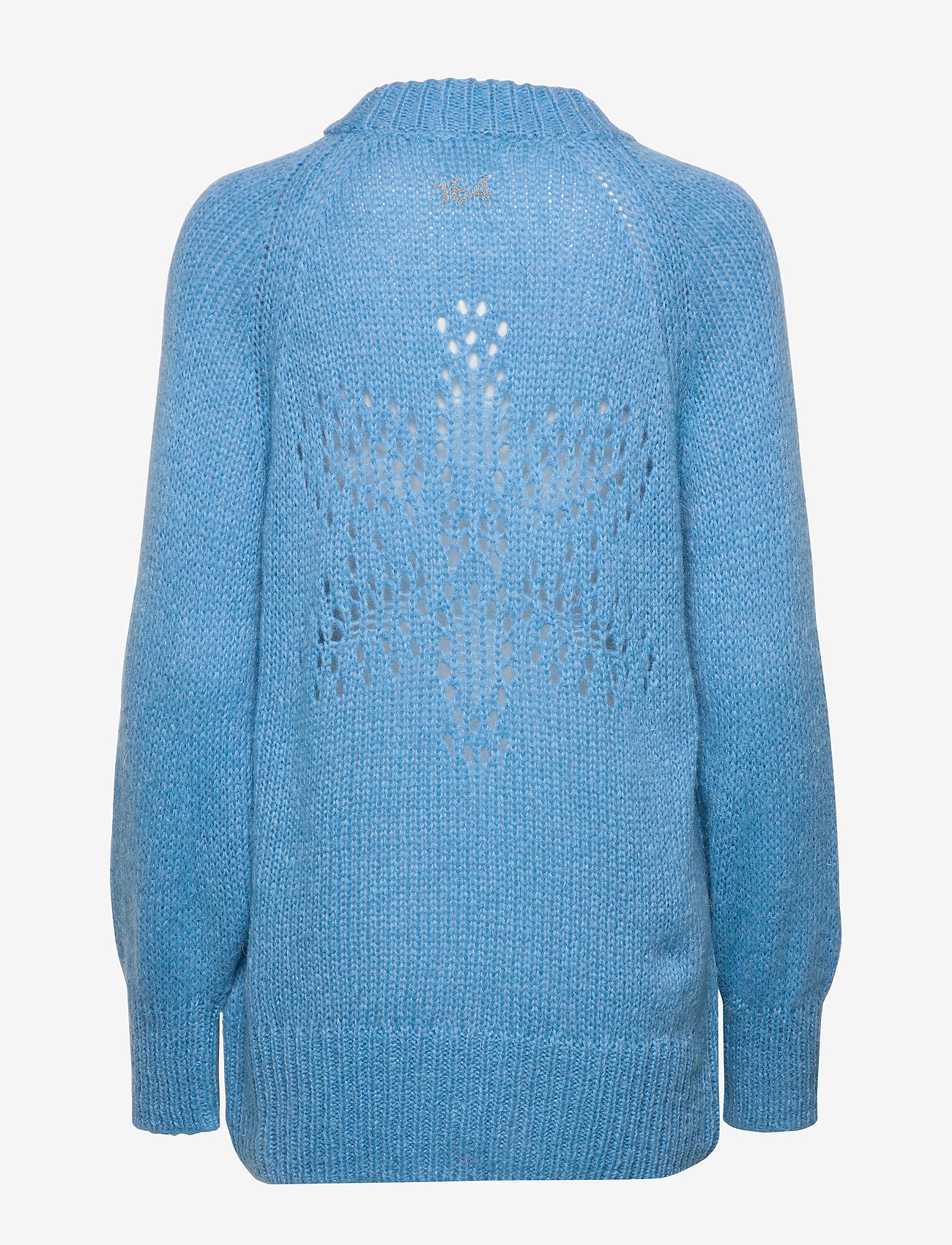 ODD MOLLY - Significant Other Sweater - truien - bright blue - 1