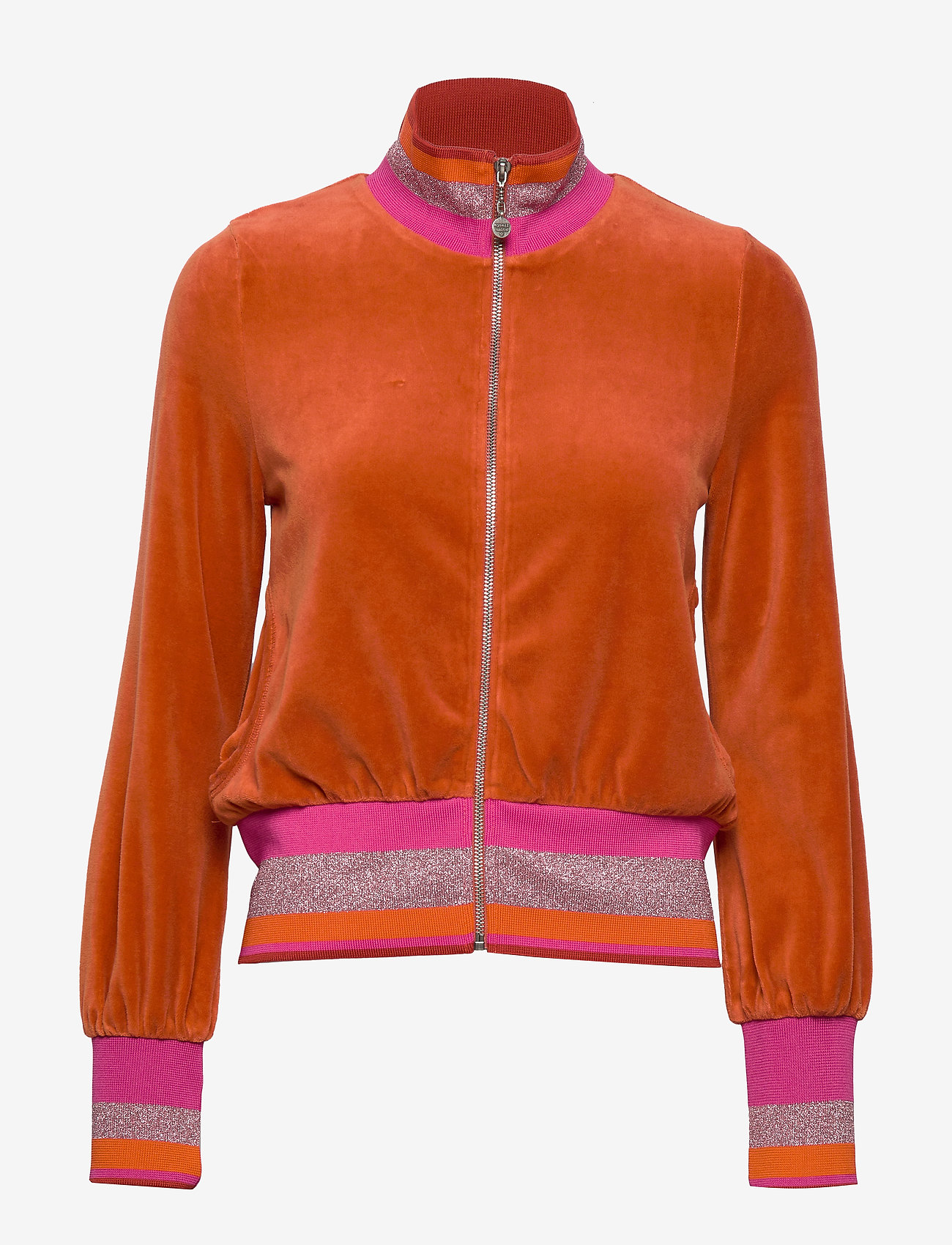 ODD MOLLY - UnconquerableJacket - sweats - dark orange - 0