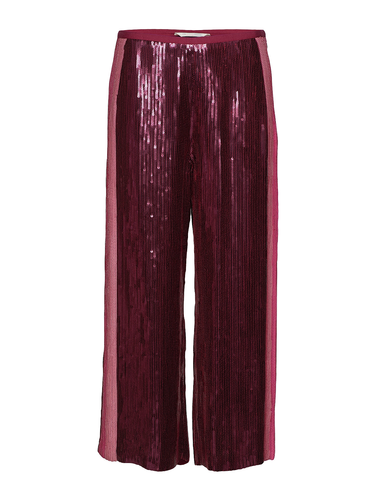 ODD MOLLY fast lane pants - WINE
