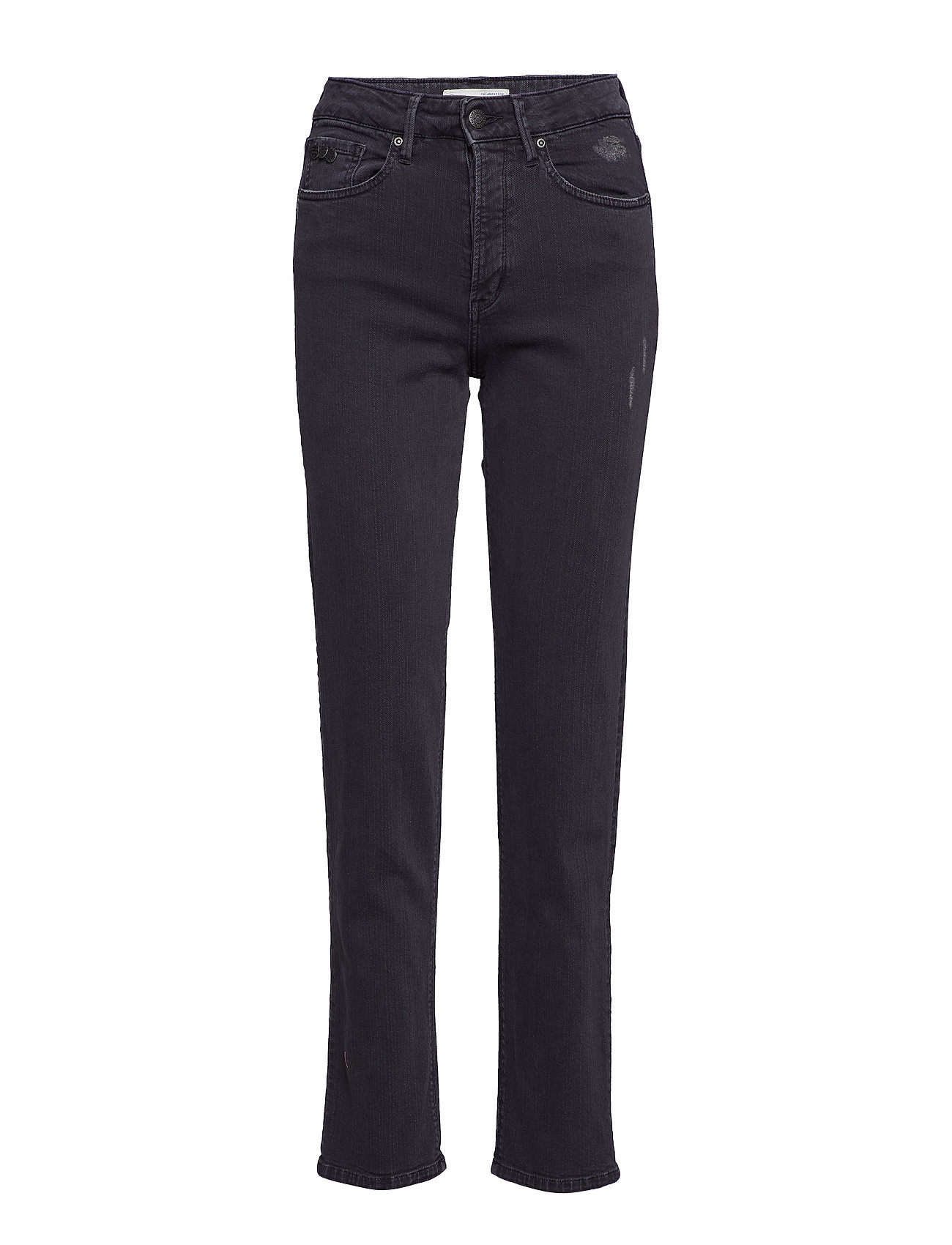 ODD MOLLY chord jeans - CHARCOAL