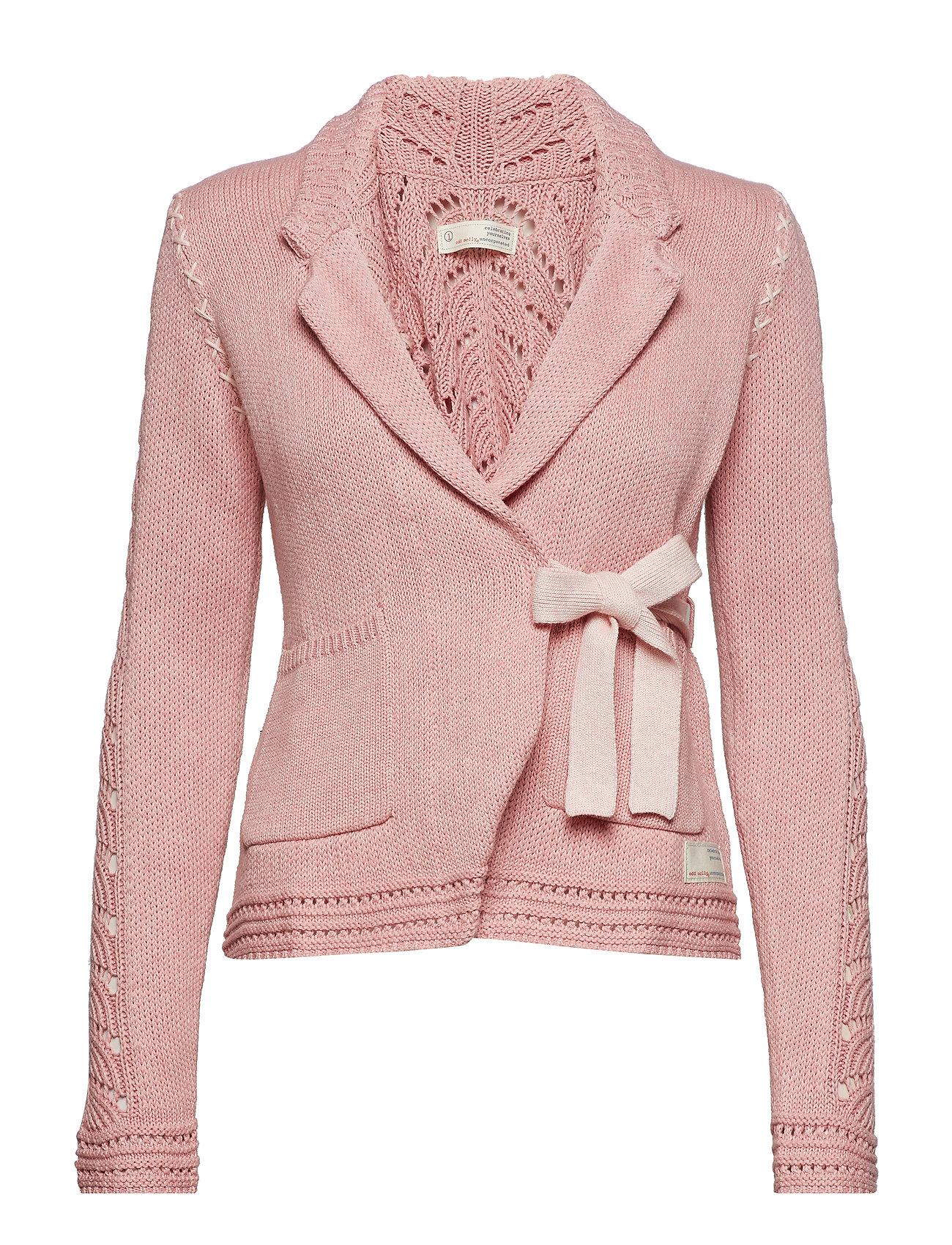 ODD MOLLY mrs charming cardigan - ROSE
