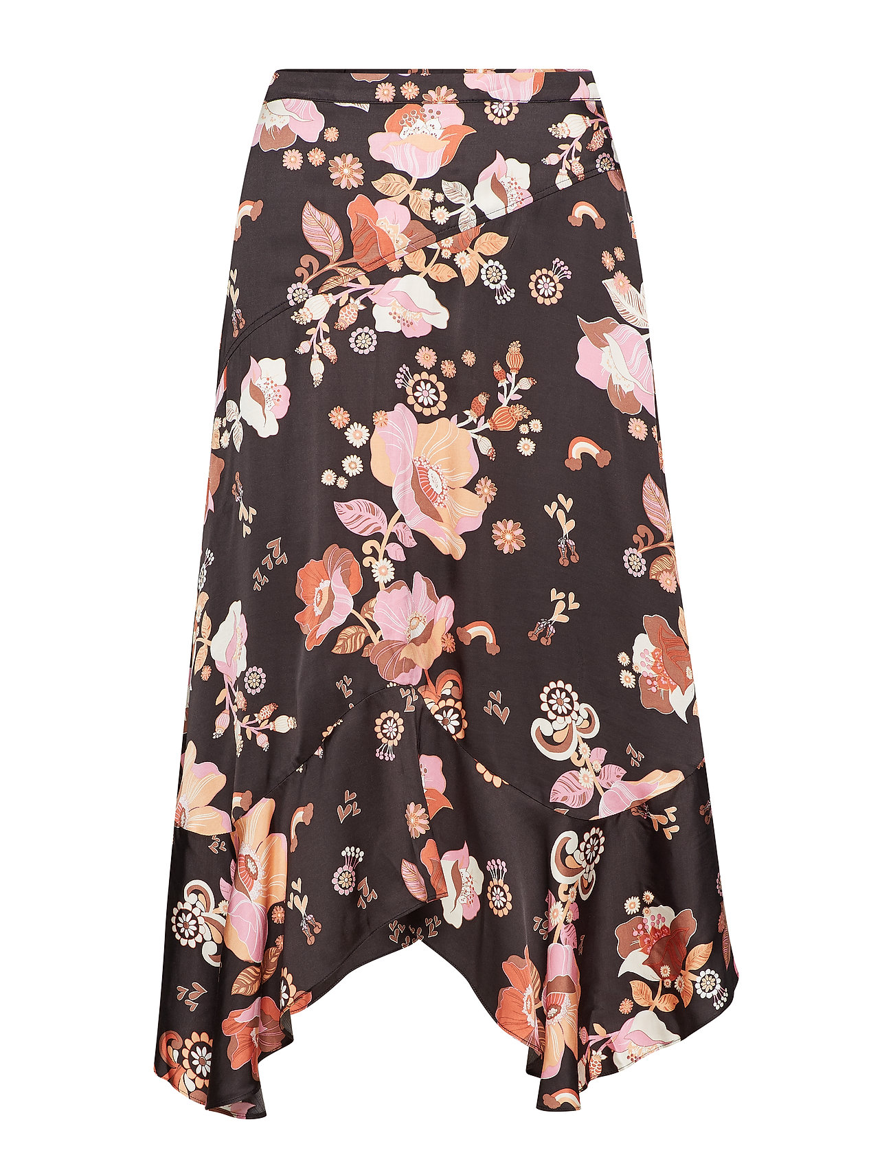 ODD MOLLY love bells skirt - MULTI