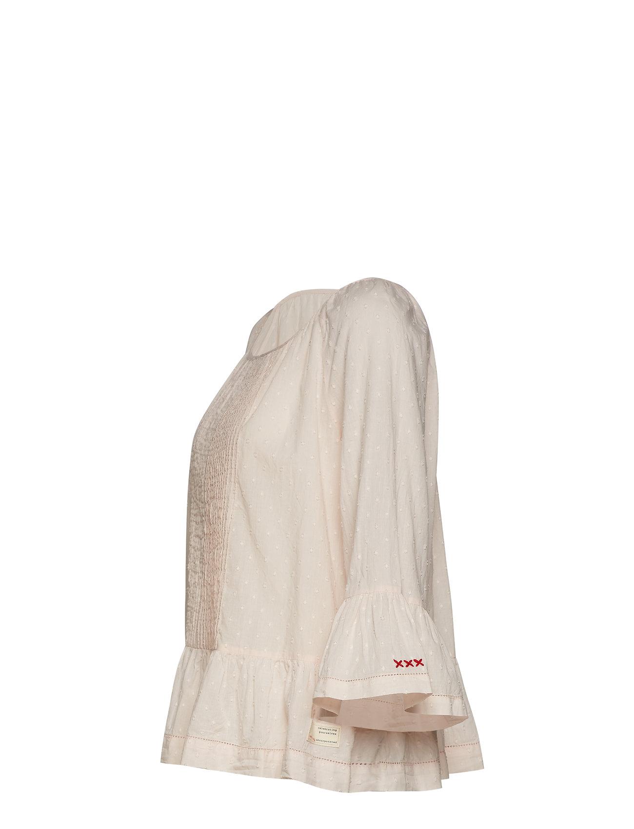 ODD MOLLY    wavelenghts blouse  - Blusen & Hemden    SOFT ROSE
