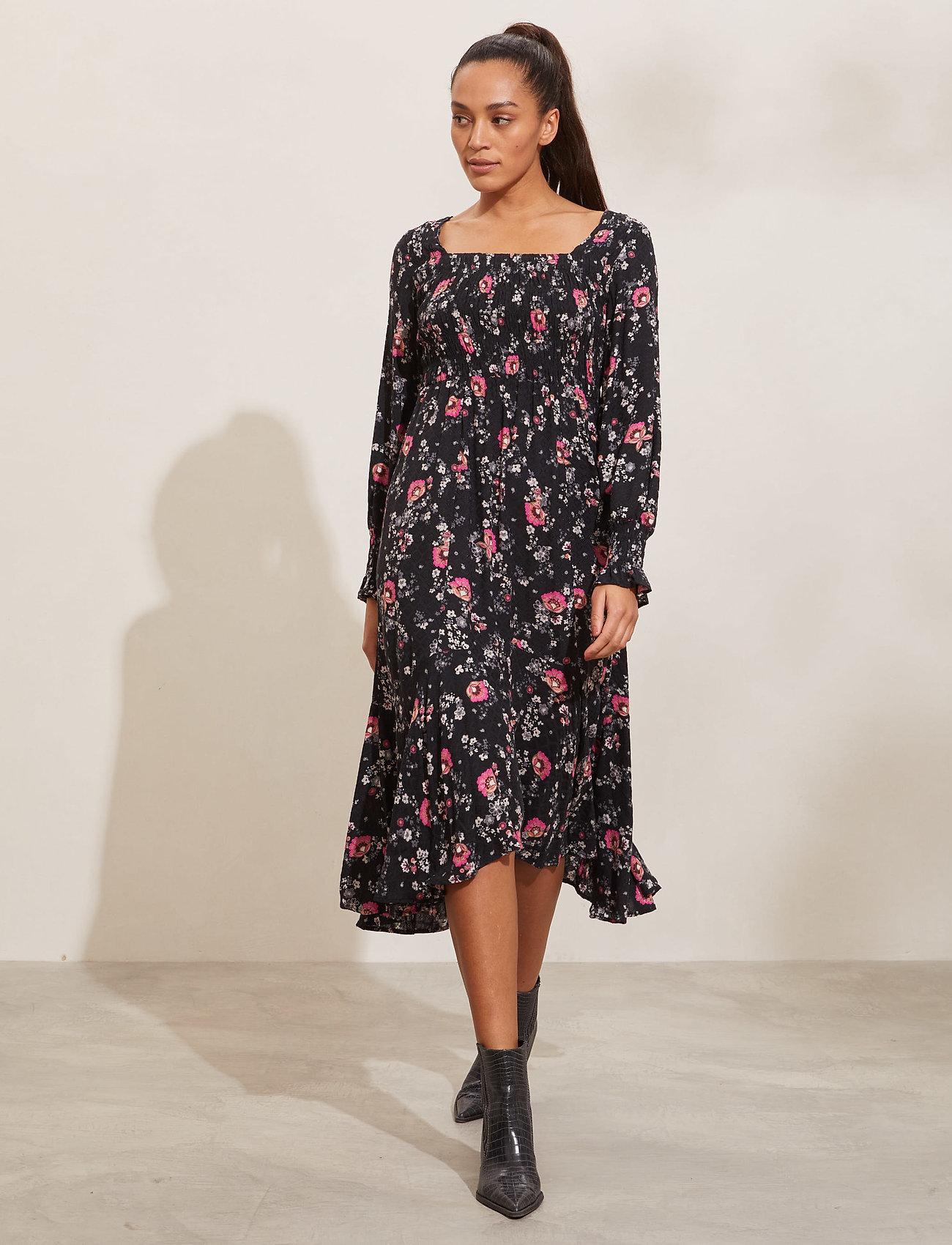 ODD MOLLY - Lisa Dress - hverdagskjoler - pink multi - 0