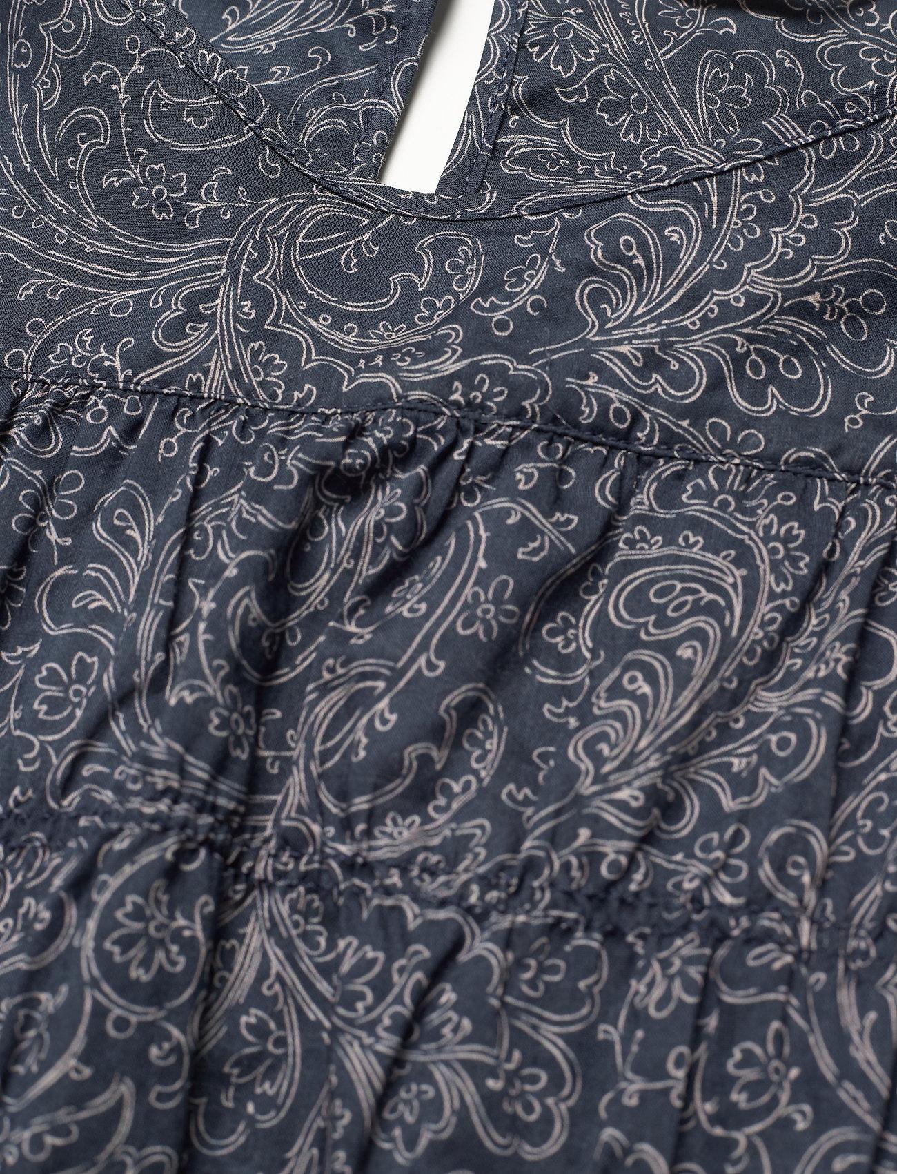 ODD MOLLY - Judy Blouse - langærmede bluser - dark blue - 3