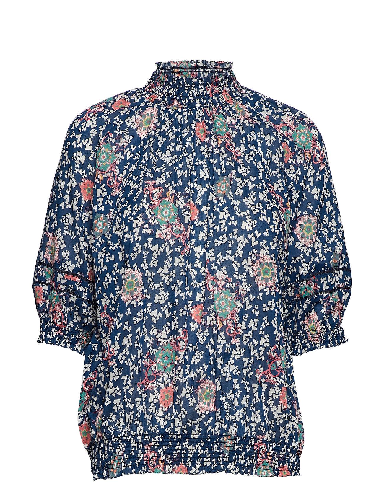 ODD MOLLY lush shake s/s blouse