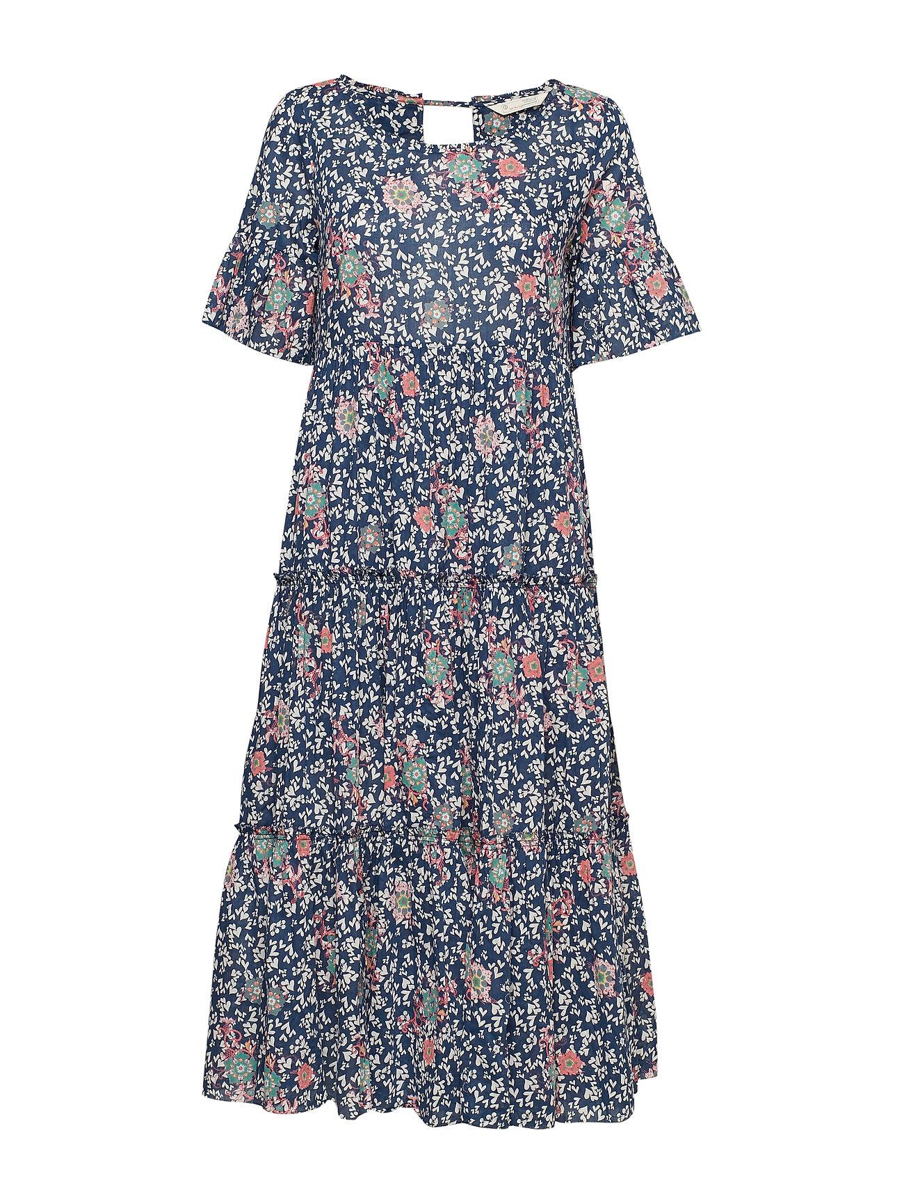 fa27aa48 Lush Shake Dress (Deep Sea) (£118.30) - ODD MOLLY -   Boozt.com