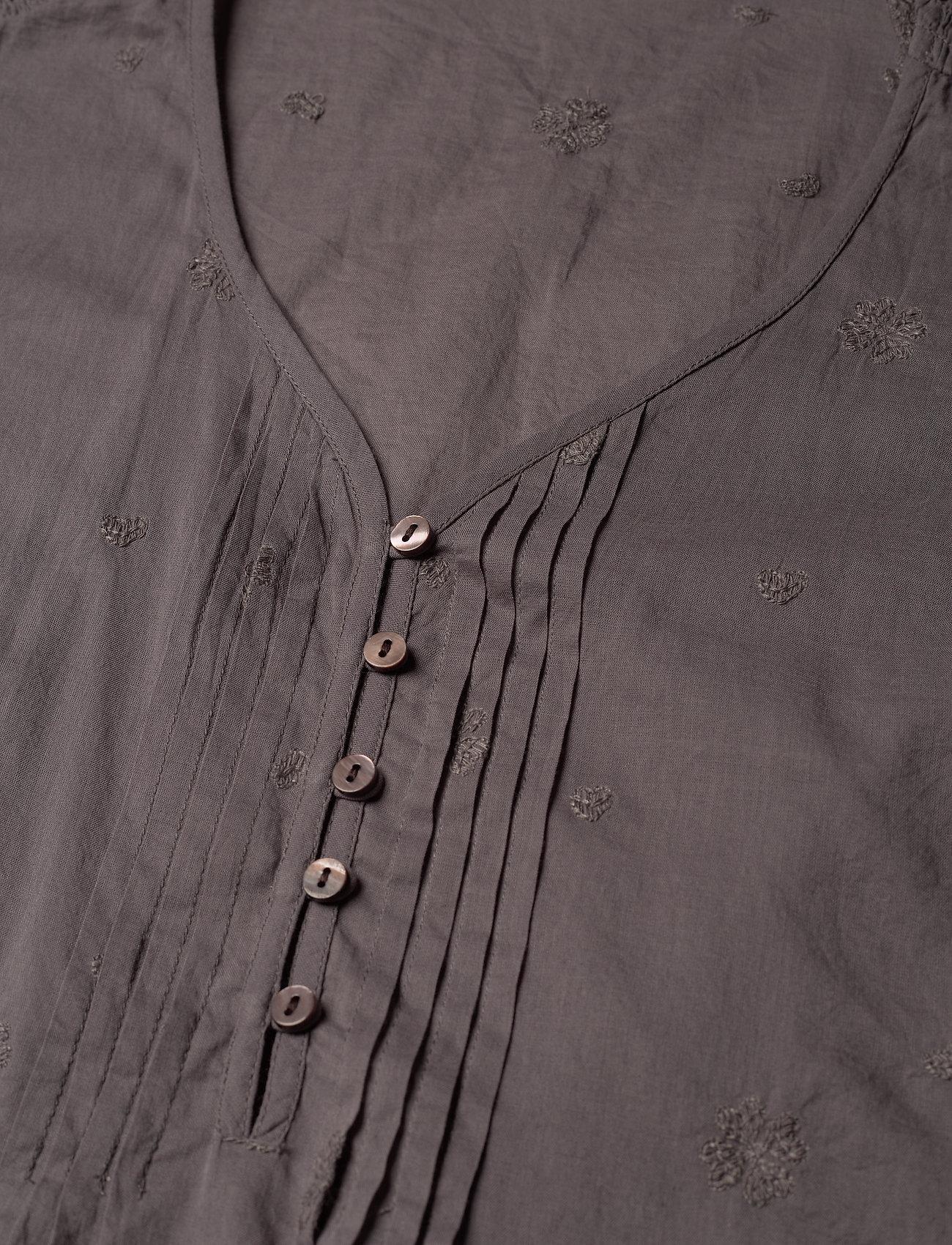 On Point Blouse (Grey) (477 kr) - ODD MOLLY U7OdGvE6