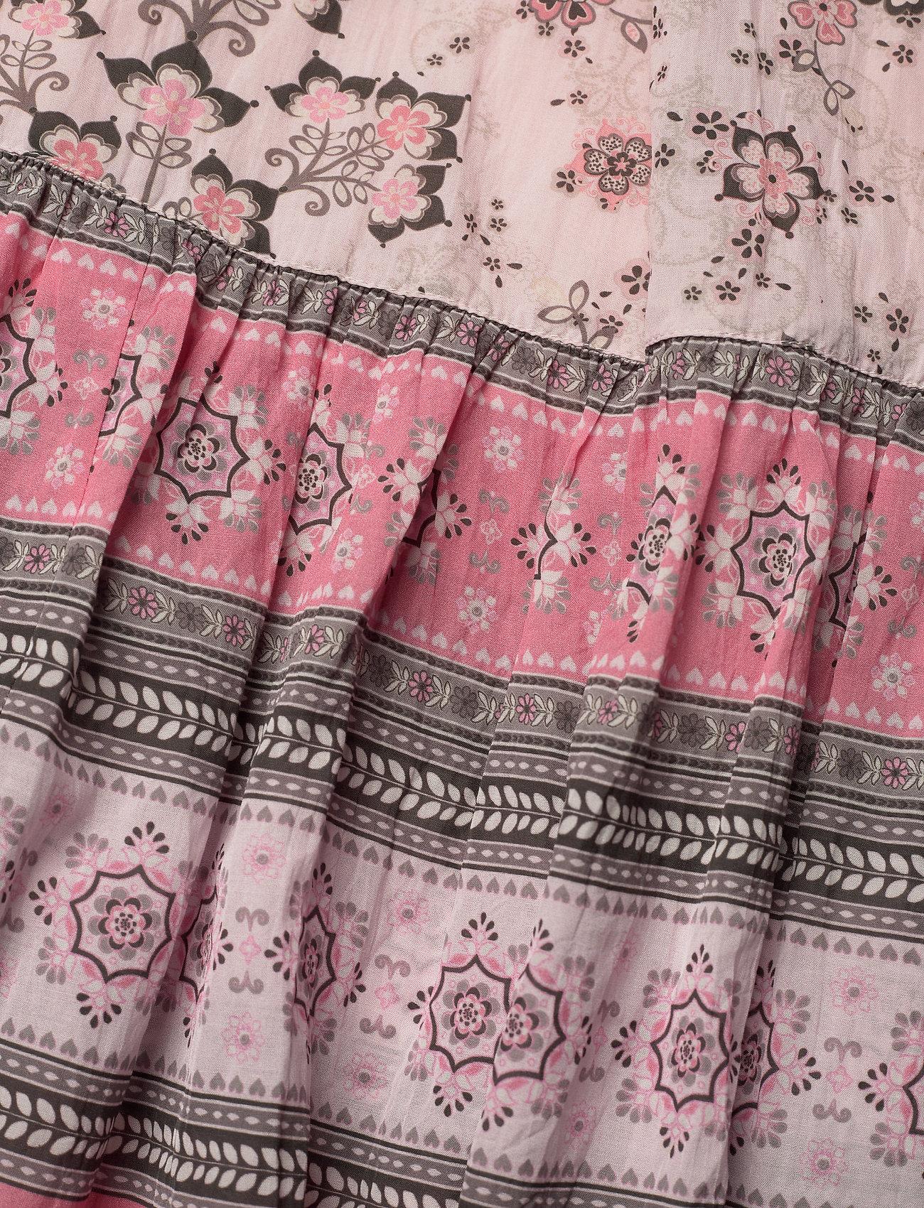 ODD MOLLY Bohemic Dress - Sukienki PINK ELDER - Kobiety Odzież.