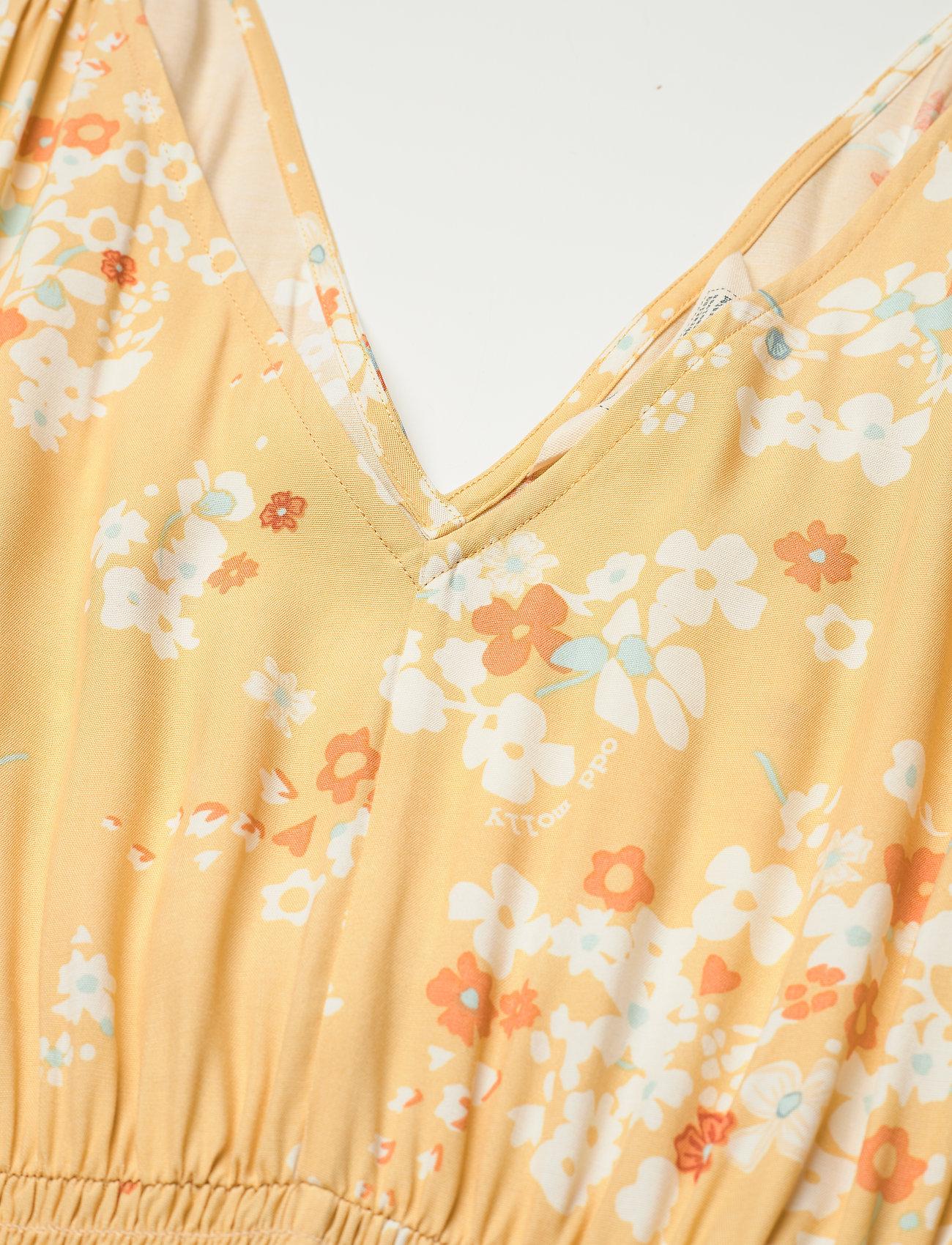 Odd Molly Adore S/s Dress - Klänningar Lemon Ice