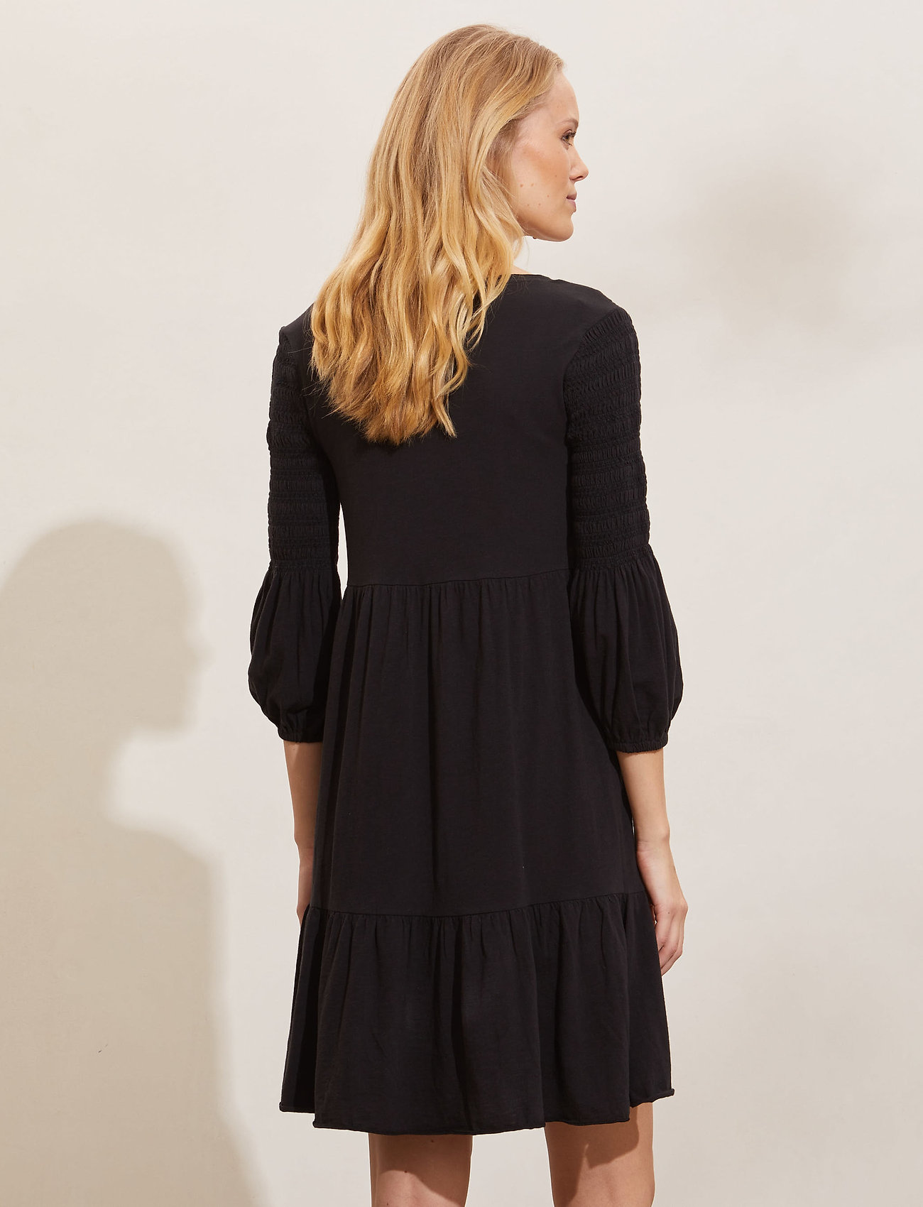 ODD MOLLY - Gloria Dress - sommerkjoler - almost black - 3