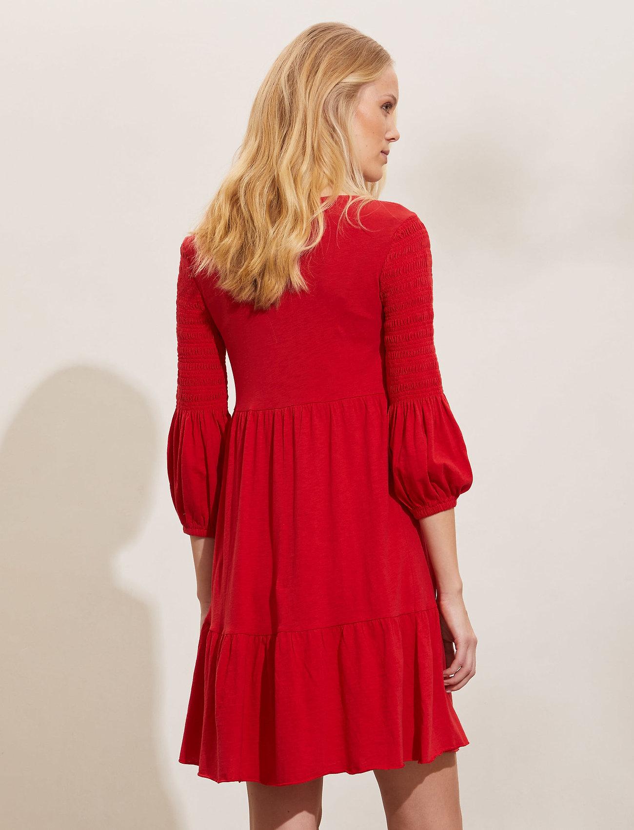 ODD MOLLY - Gloria Dress - sommerkjoler - cherry red - 3