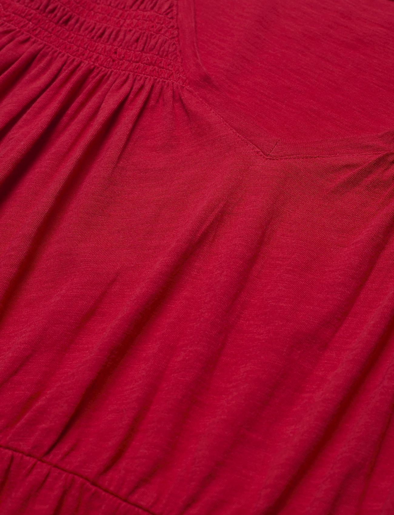 ODD MOLLY - Gloria Dress - sommerkjoler - cherry red - 4