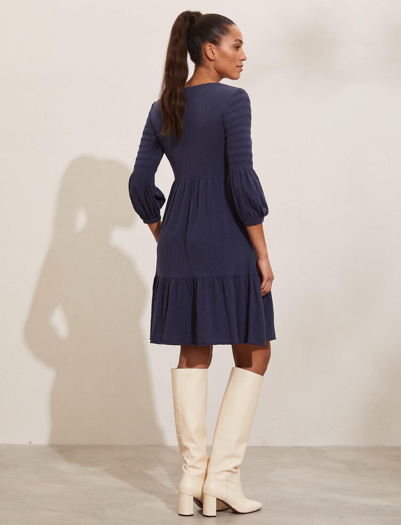 ODD MOLLY - Gloria Dress - summer dresses - dark blue - 3