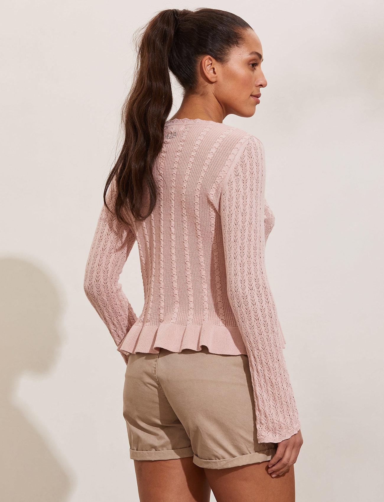 ODD MOLLY - Laura Sweater - sweaters - dark shell - 3
