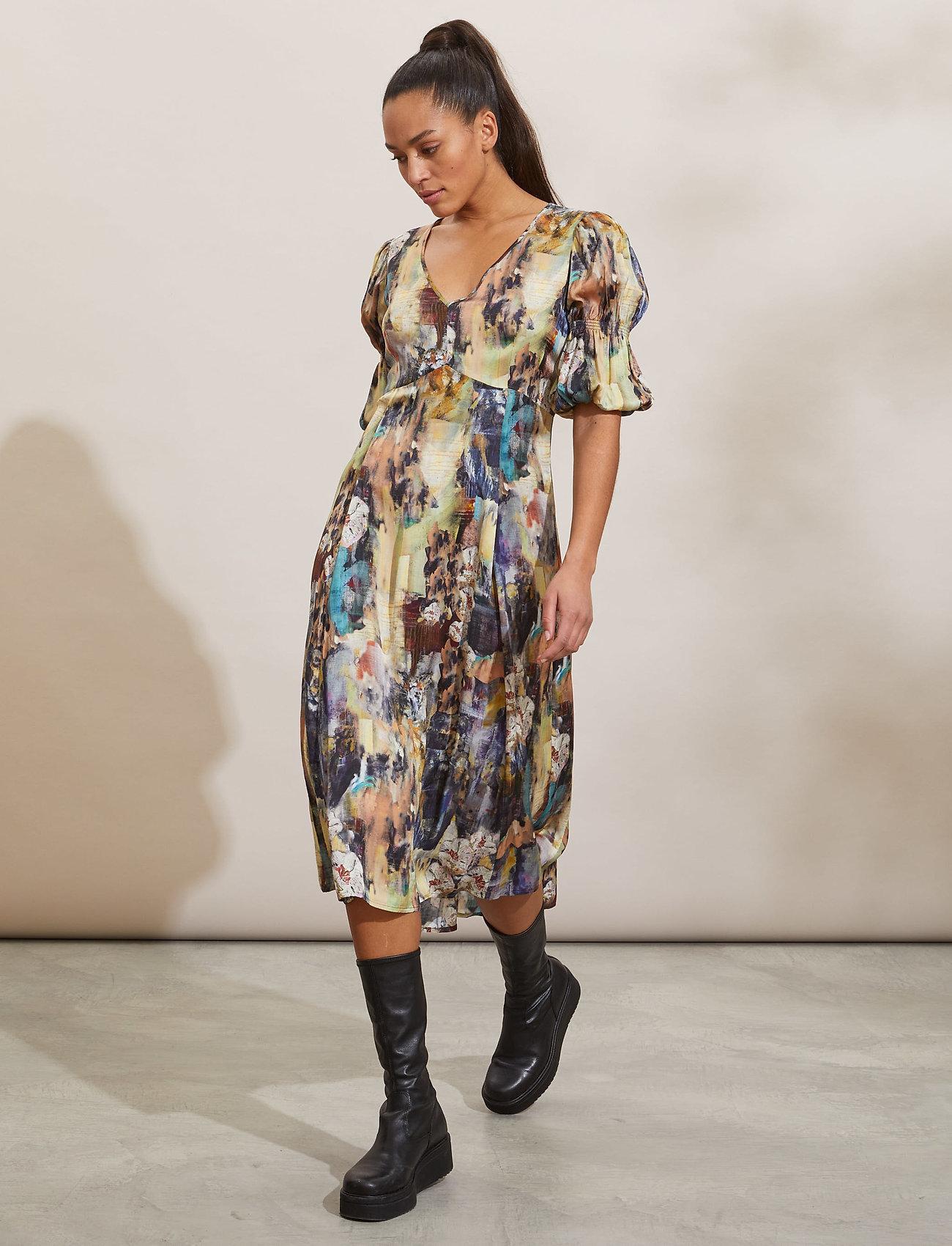 ODD MOLLY - Gaia Dress - sommerkjoler - multi - 0
