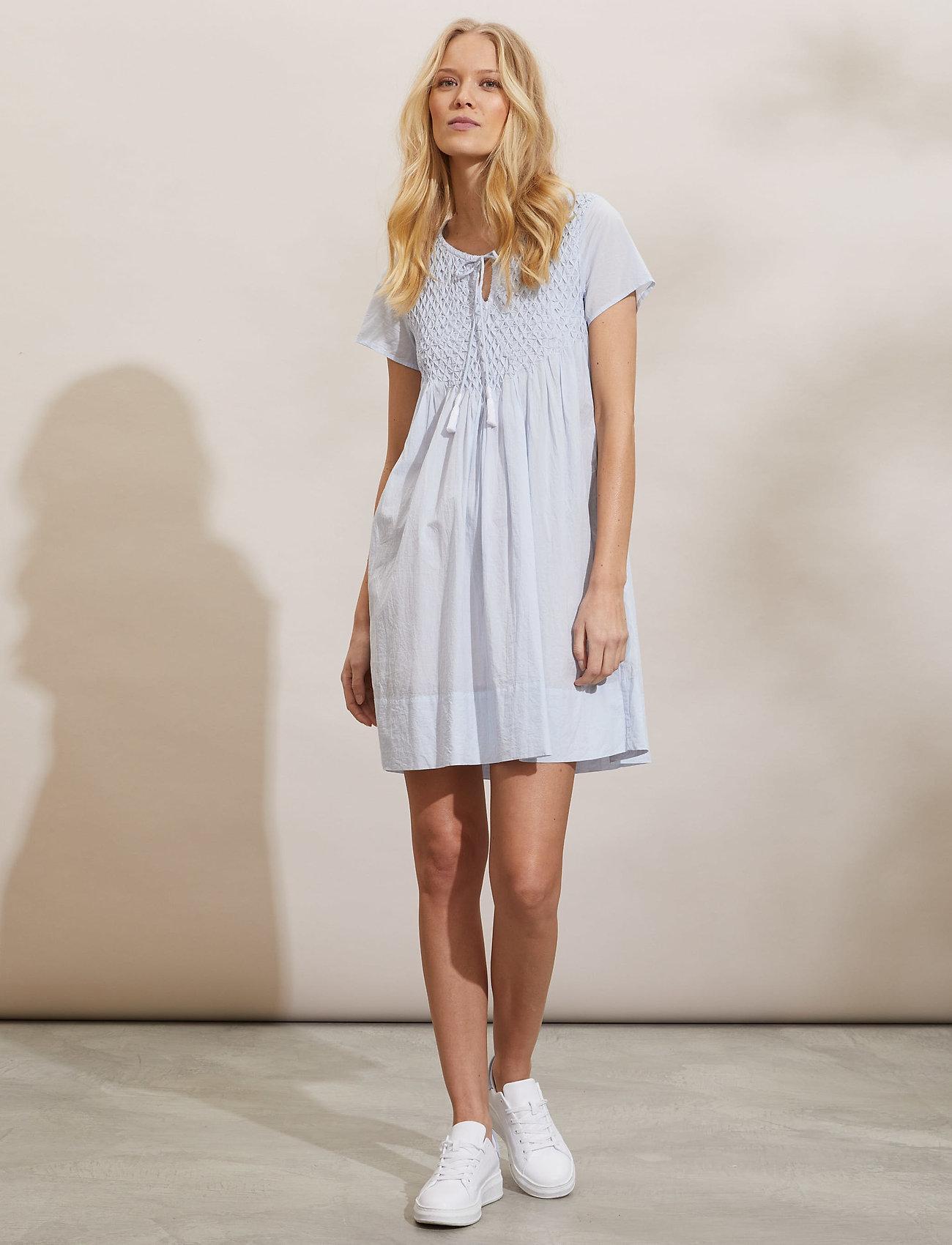 ODD MOLLY - Darya Dress - sommerkjoler - blue dew - 0