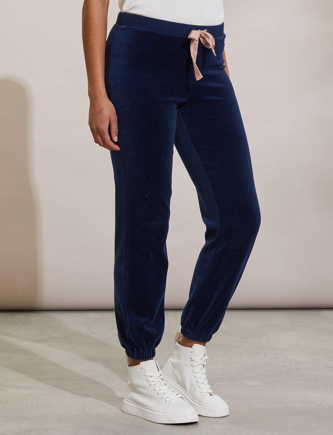 ODD MOLLY - Helena Pants - sweatpants - dark blue - 0