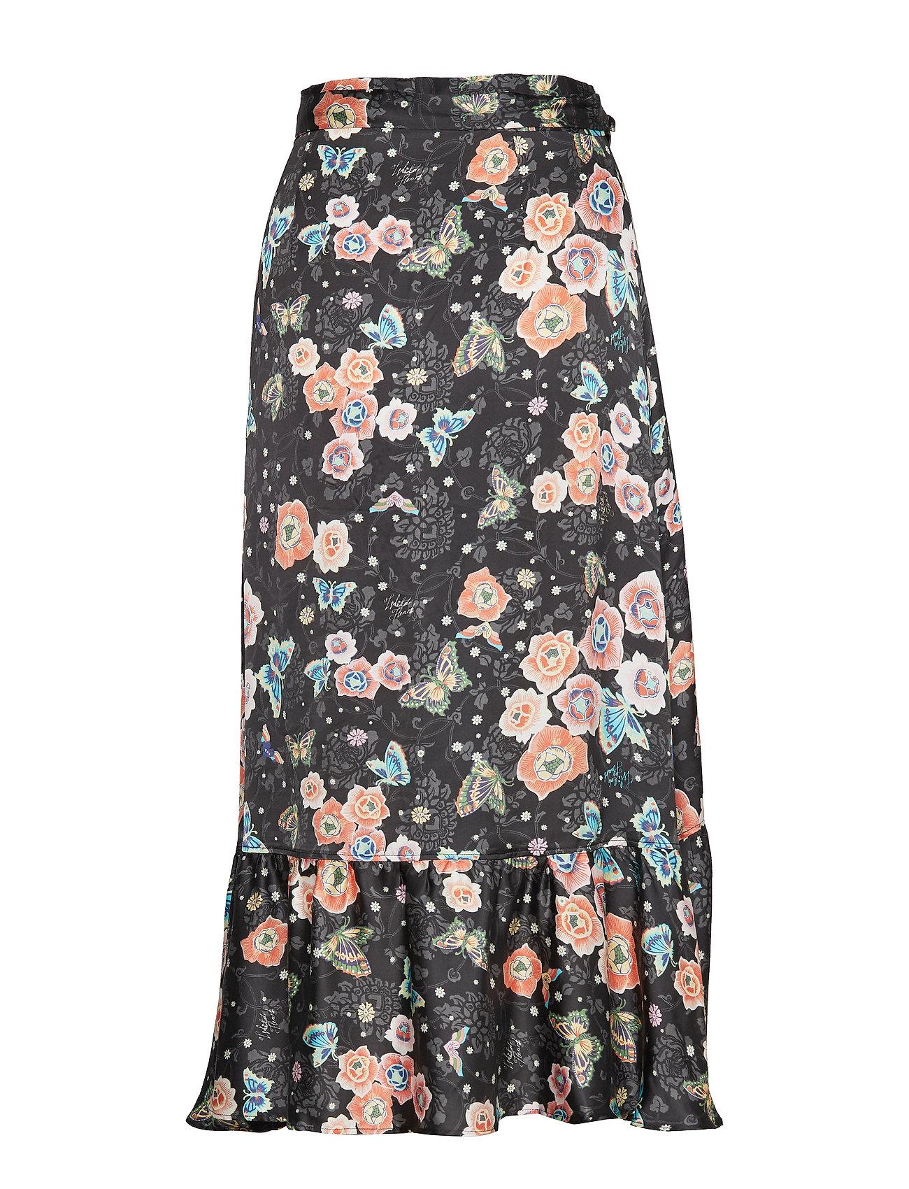 1c4d1a12d7 Frill-Fabulous Skirt midi nederdele fra ODD MOLLY til dame i RED ...